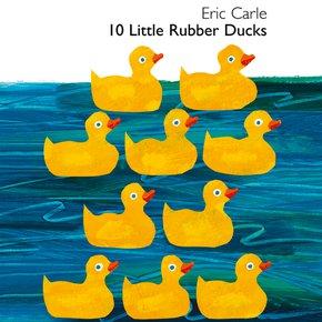 10 Little Rubber Ducks thumbnail