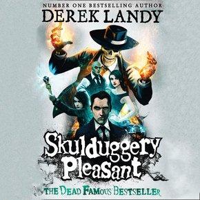 Skulduggery Pleasant thumbnail