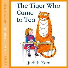 The TIGER WHO CAME TO TEA thumbnail
