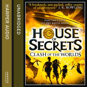 Clash of the Worlds (House of Secrets Book 3) thumbnail