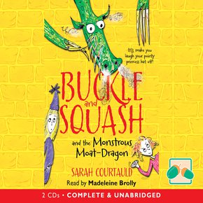 Buckle And Squash And The Monstrous Moat-Dragon thumbnail