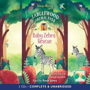 Tanglewood Animal Park: Baby Zebra Rescue thumbnail