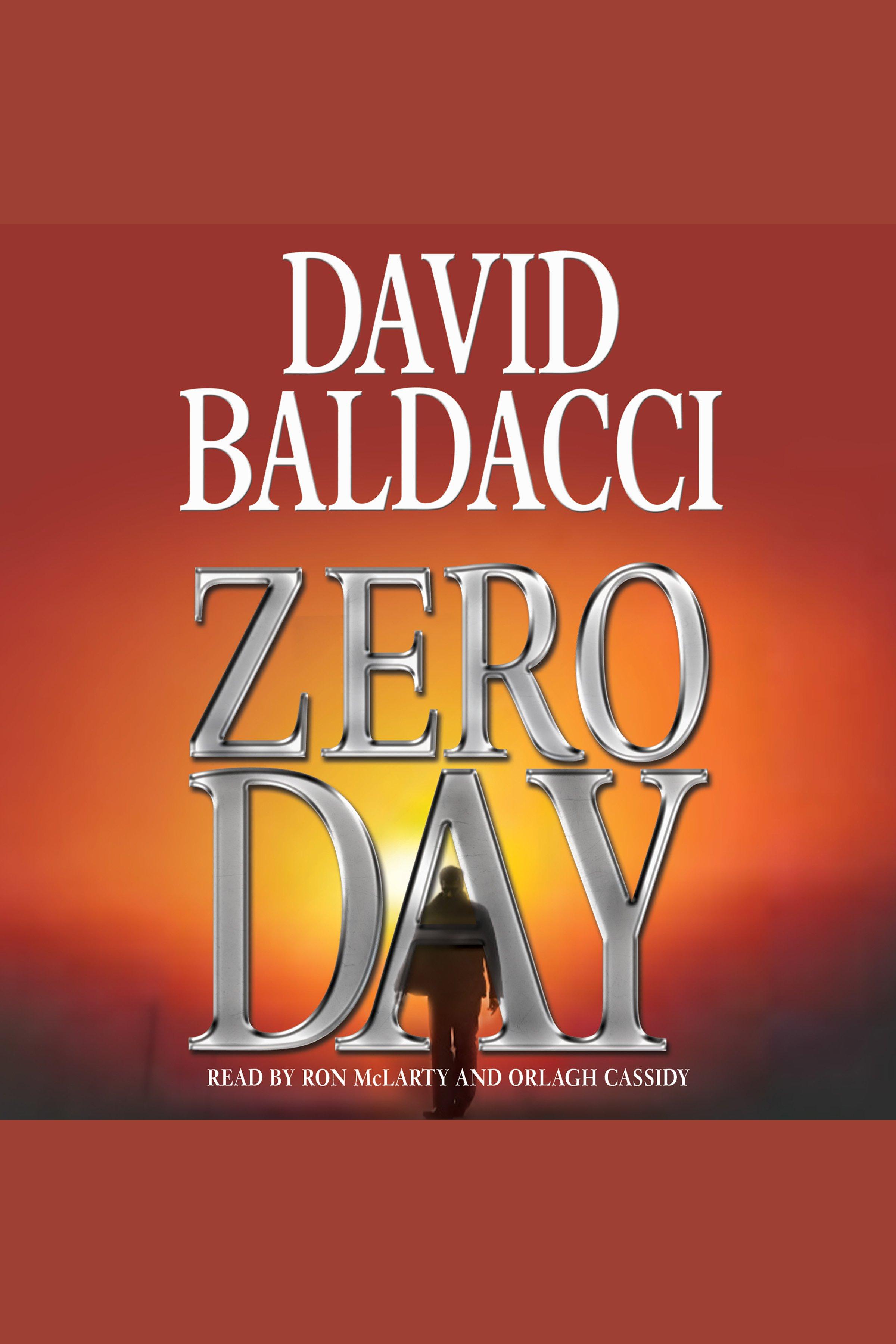 Esta es la portada del audiolibro Zero Day