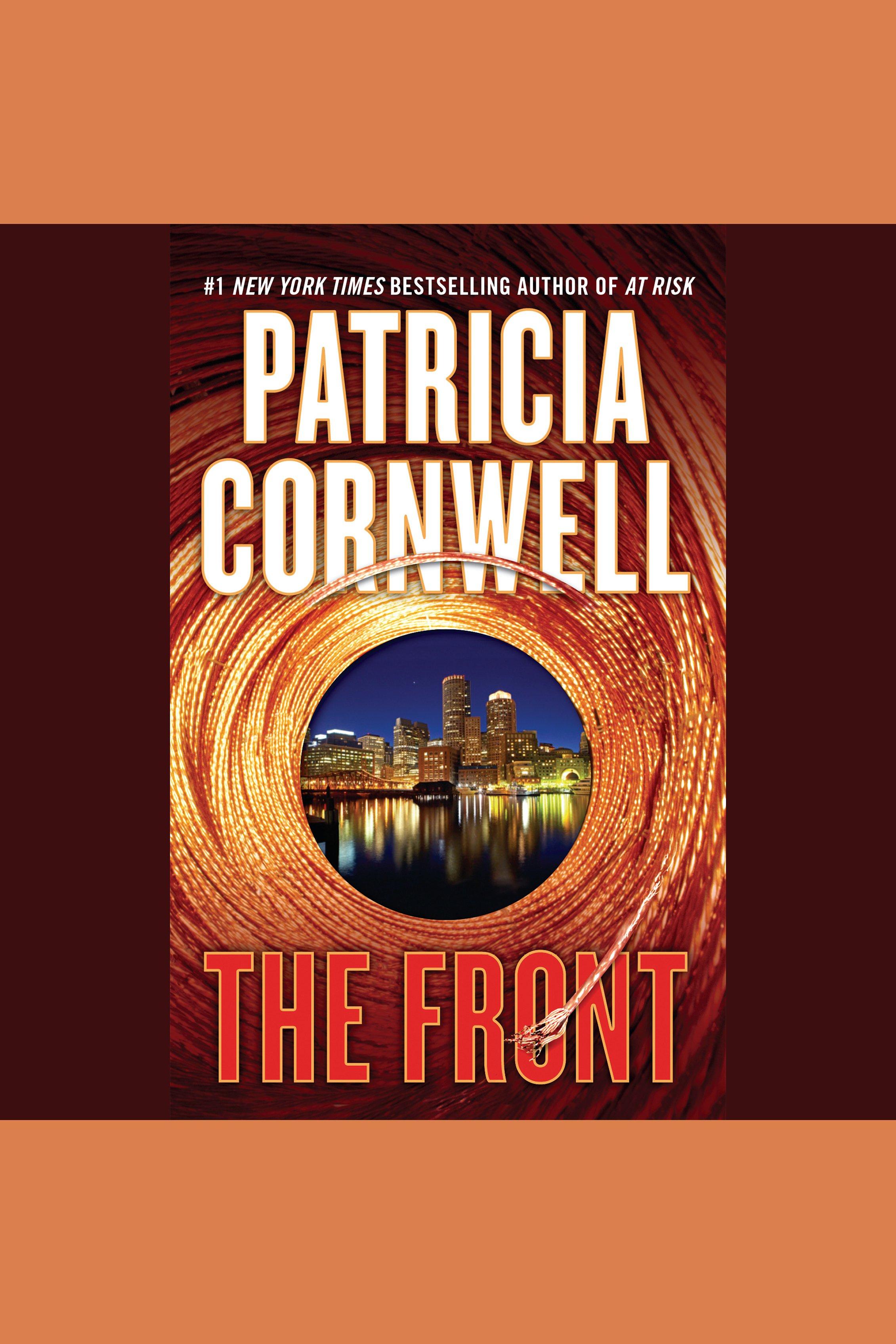 Esta es la portada del audiolibro Front, The
