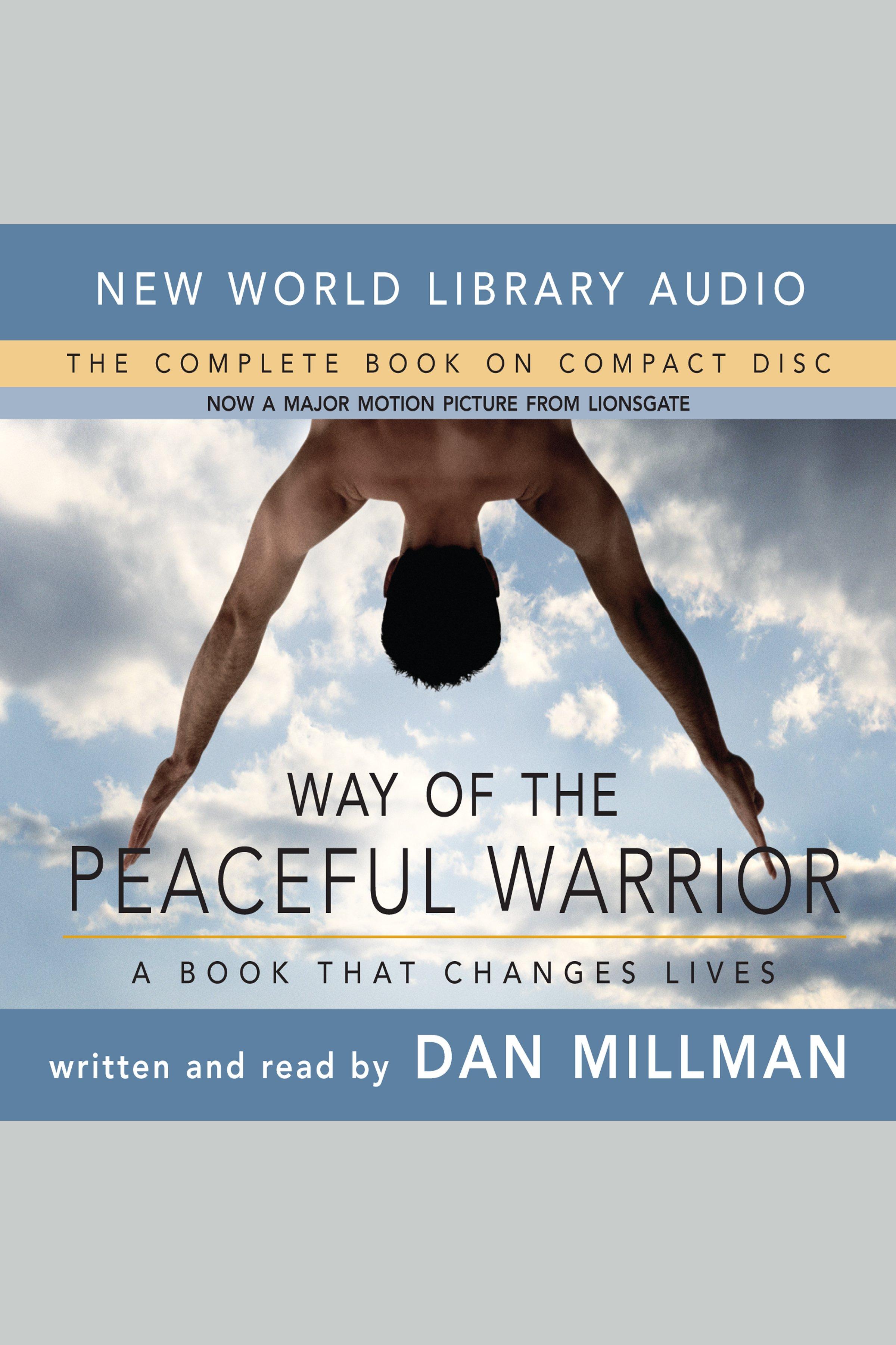 Esta es la portada del audiolibro Way of the Peaceful Warrior