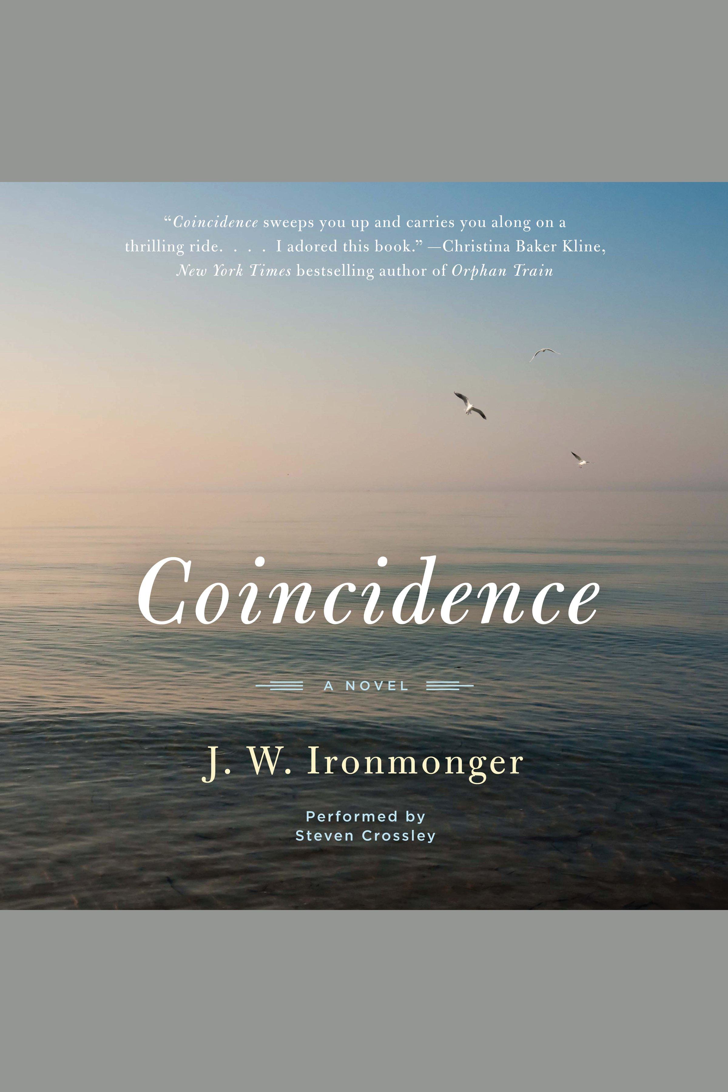 Esta es la portada del audiolibro Coincidence