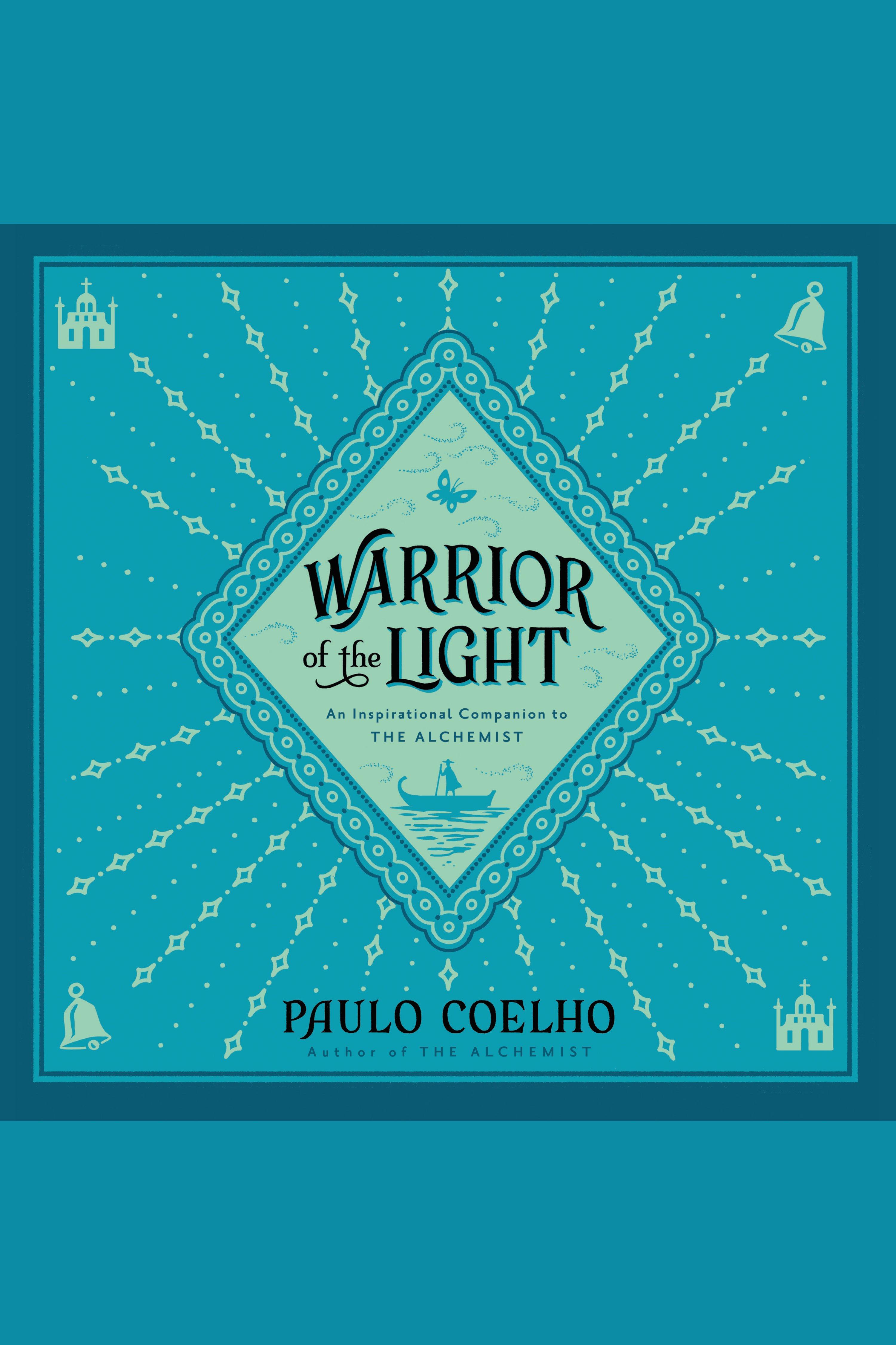 Esta es la portada del audiolibro Warrior of the Light