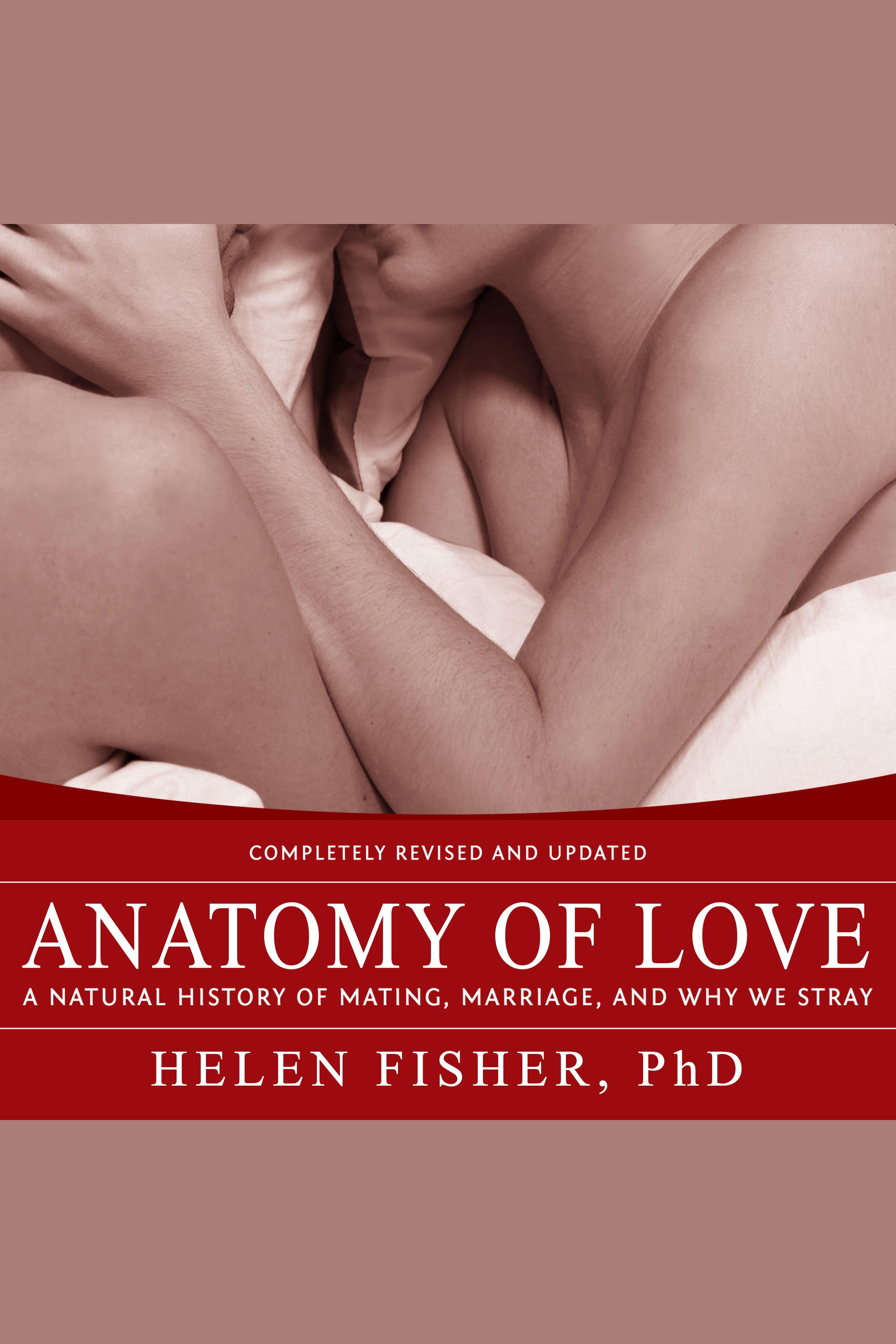 Esta es la portada del audiolibro Anatomy of Love