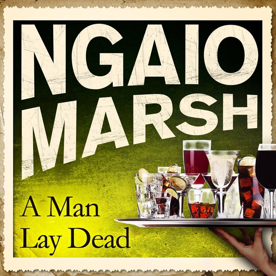 A Man Lay Dead