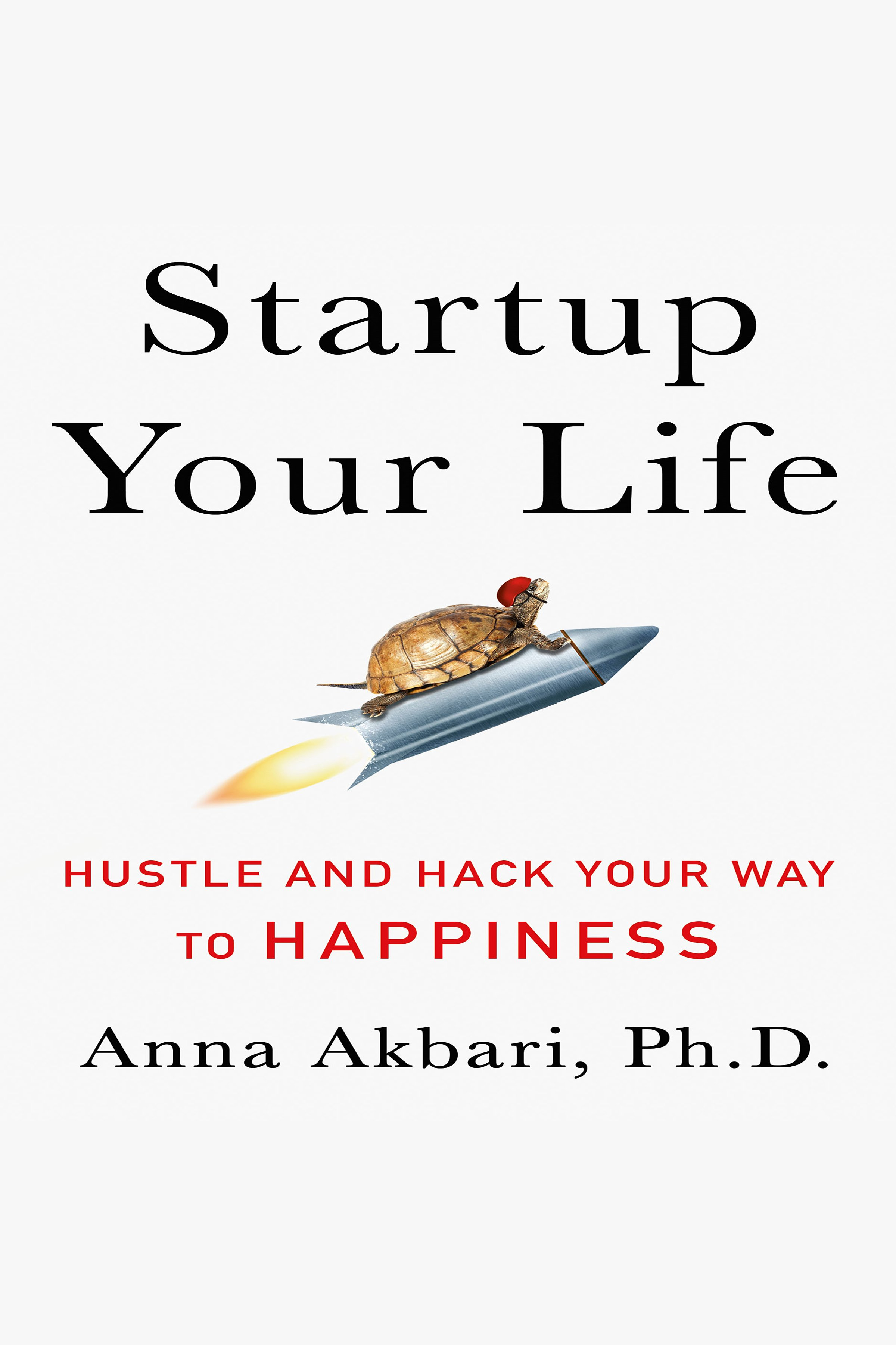 Esta es la portada del audiolibro Startup Your Life