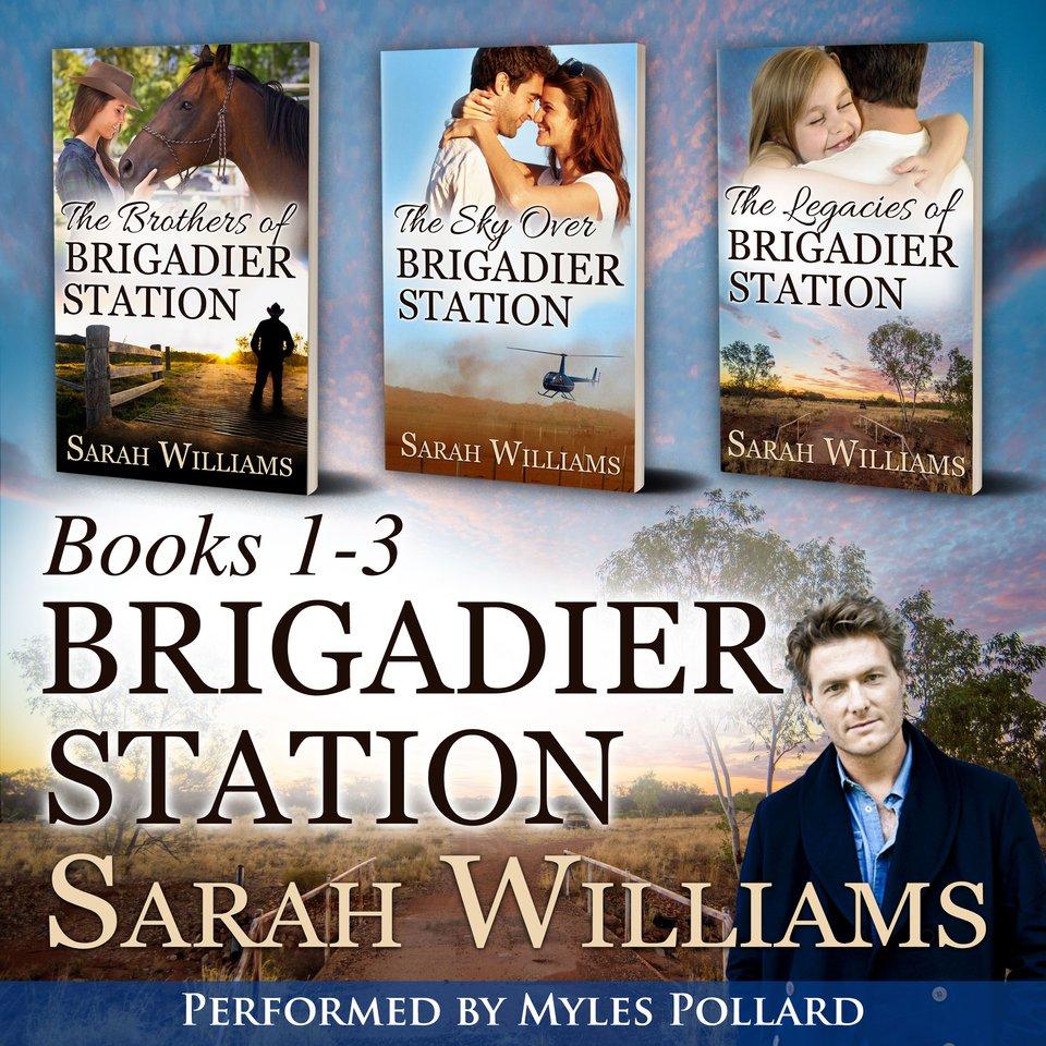 Brigadier Station Boxed Set