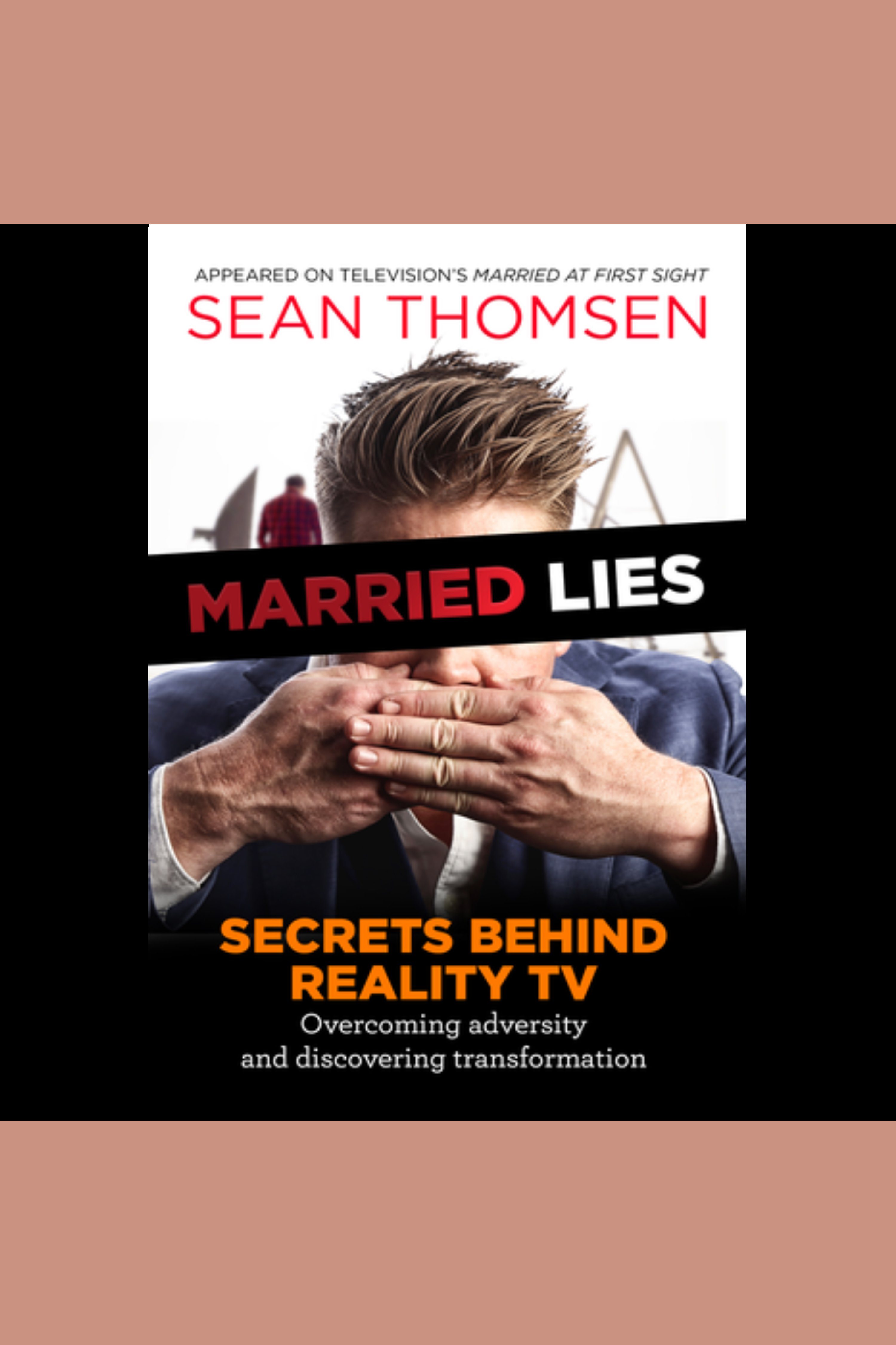 Esta es la portada del audiolibro Married Lies