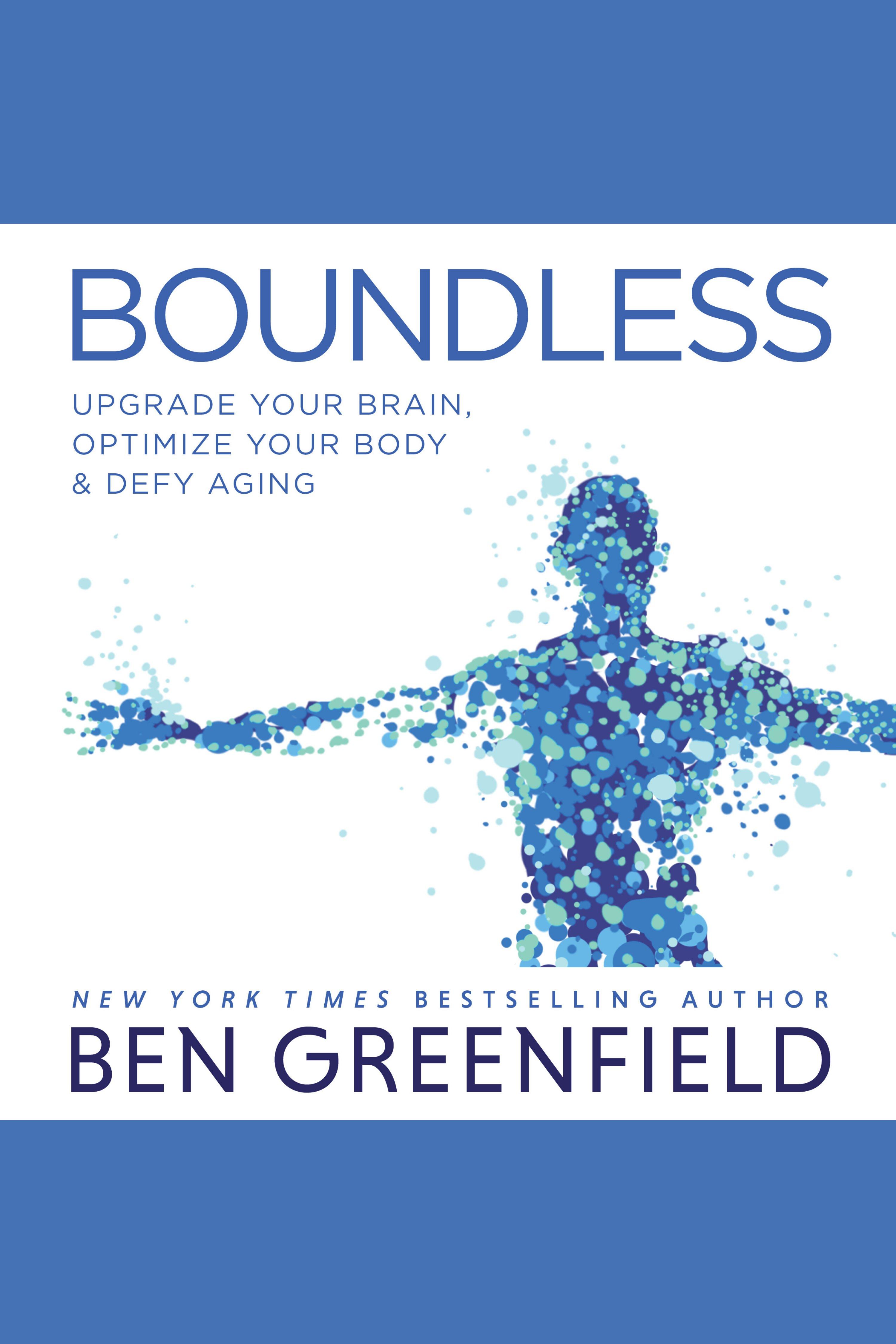 Esta es la portada del audiolibro Boundless
