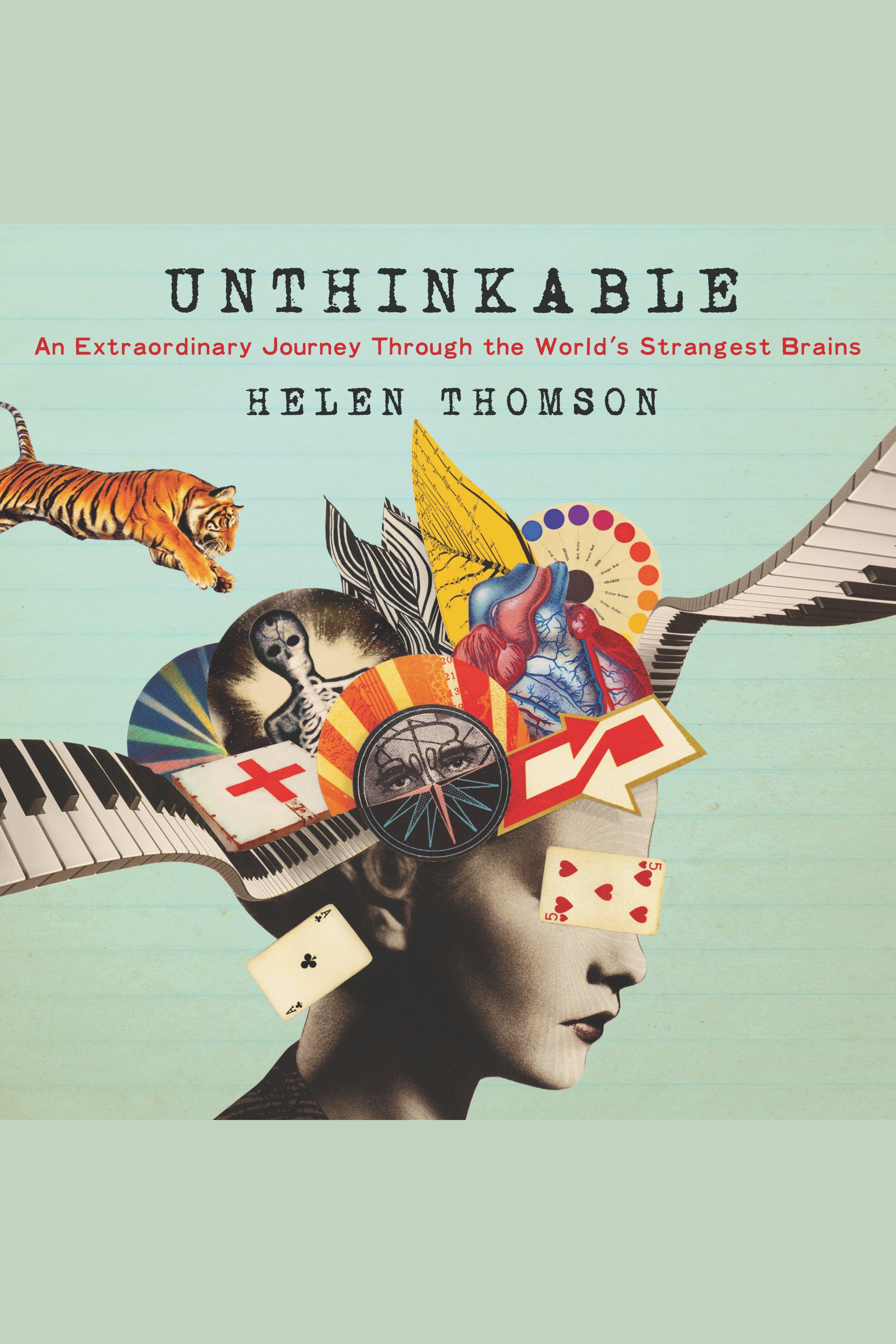 Esta es la portada del audiolibro Unthinkable