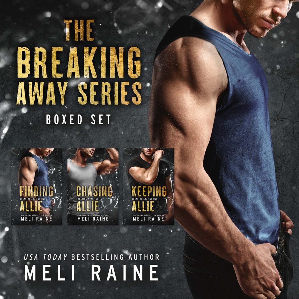 The Breaking Away Series Boxed Set