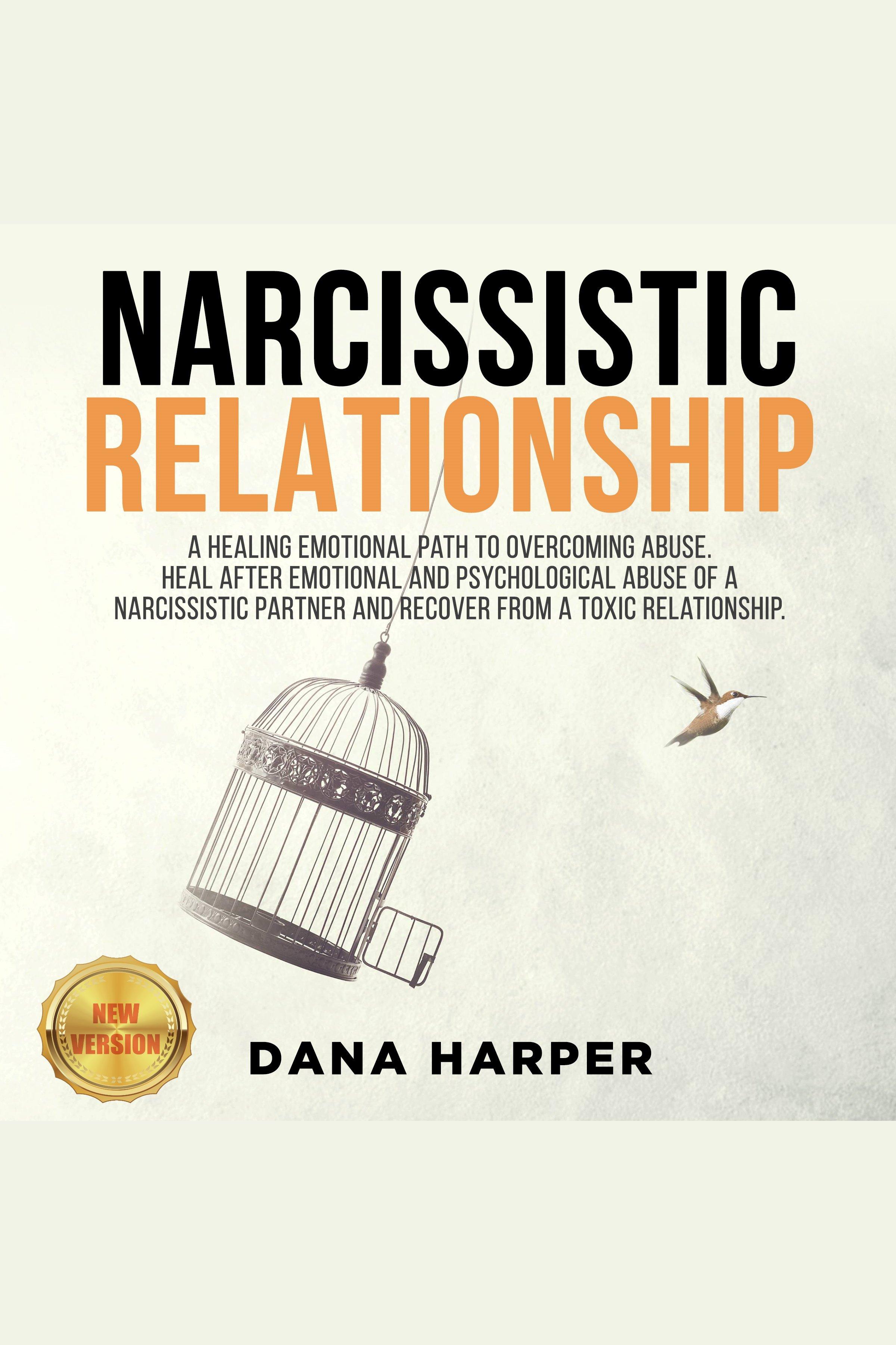 Esta es la portada del audiolibro NARCISSISTIC RELATIONSHIP