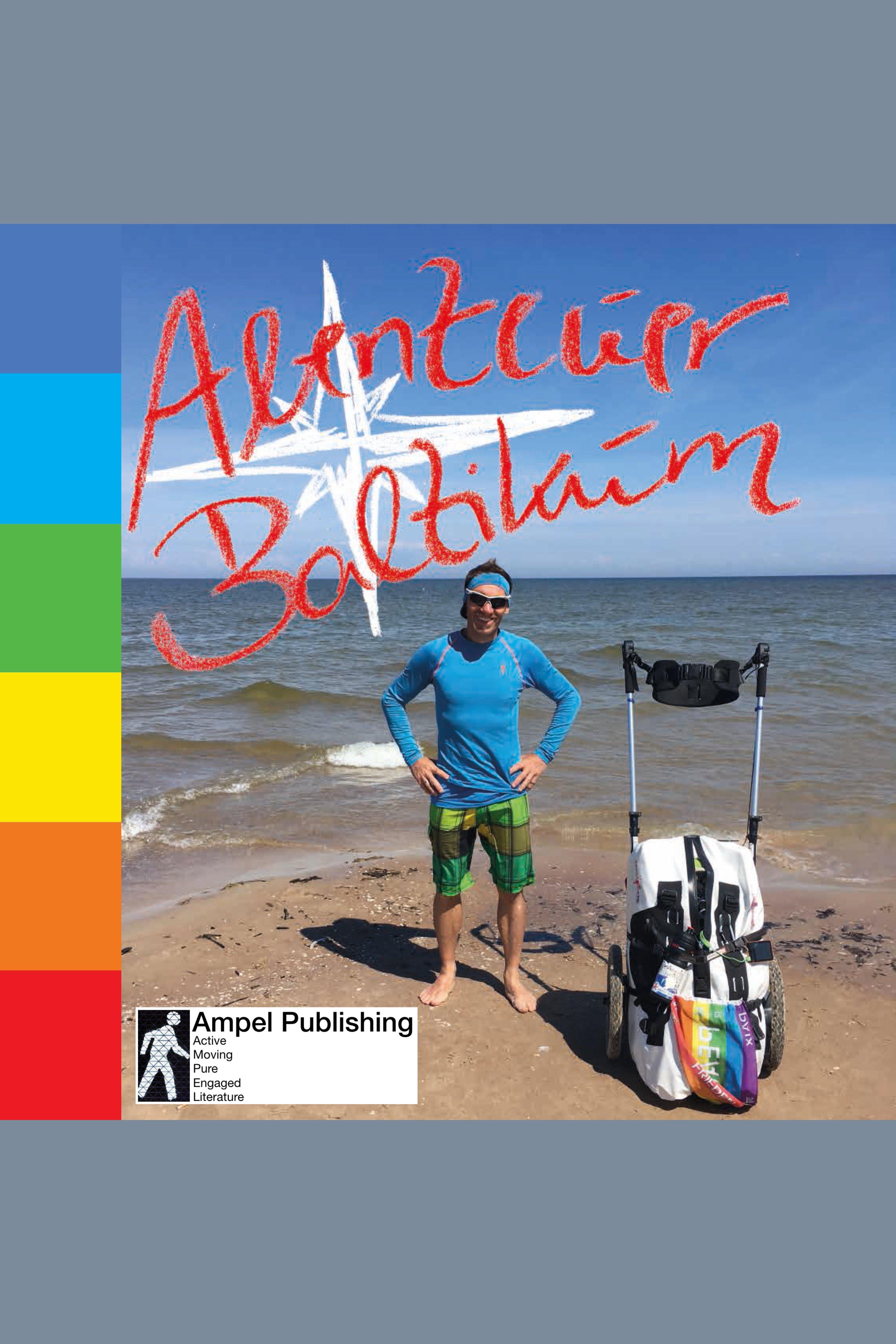 Esta es la portada del audiolibro Abenteuer Baltikum