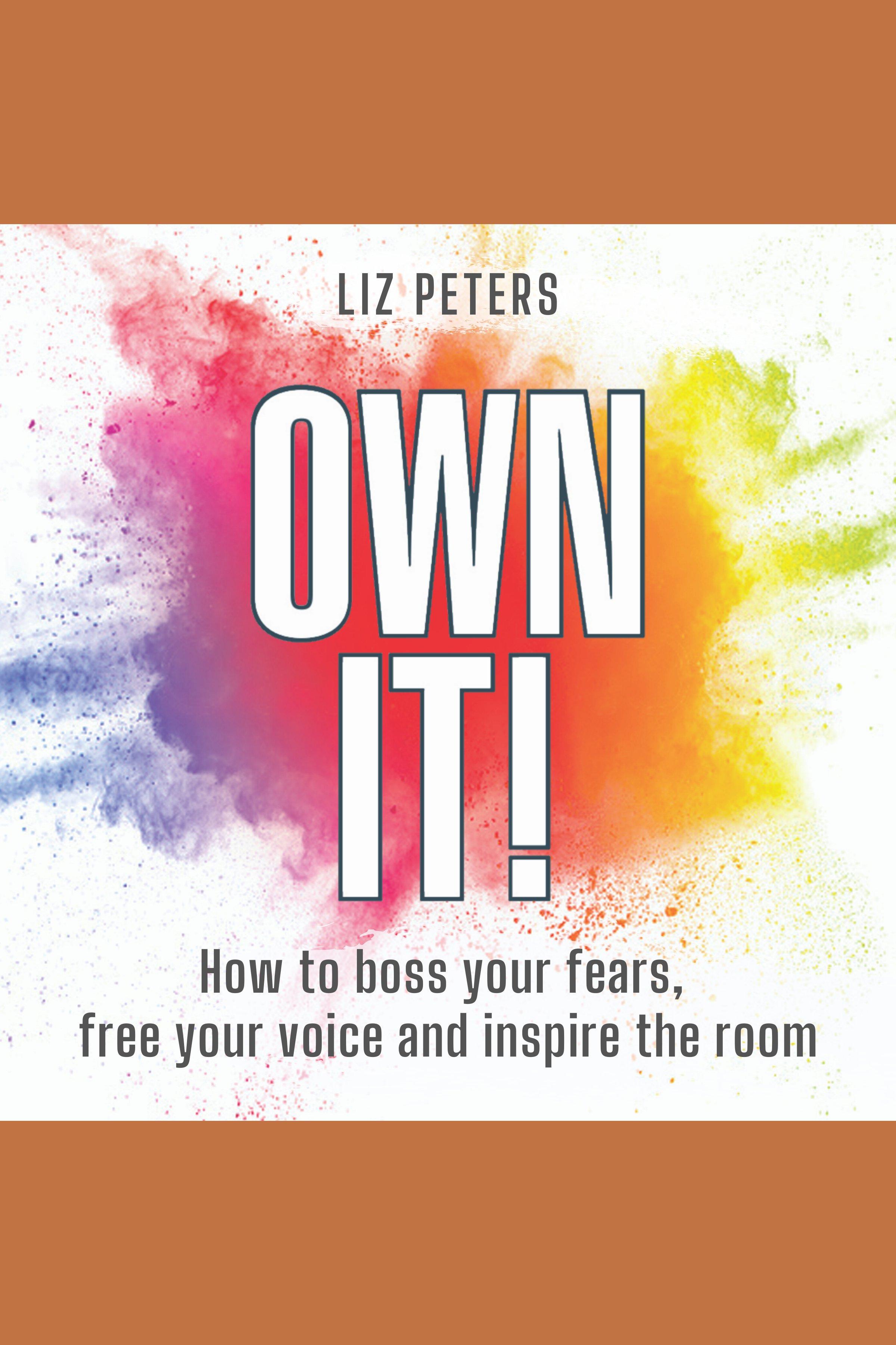 Esta es la portada del audiolibro Own It!