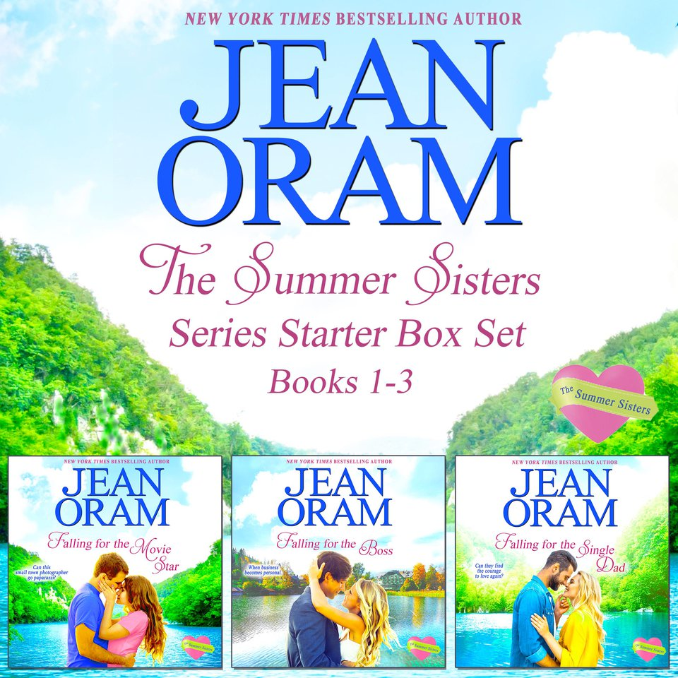 Summer Sisters Series Starter Box Set (Books 1, The - 3)