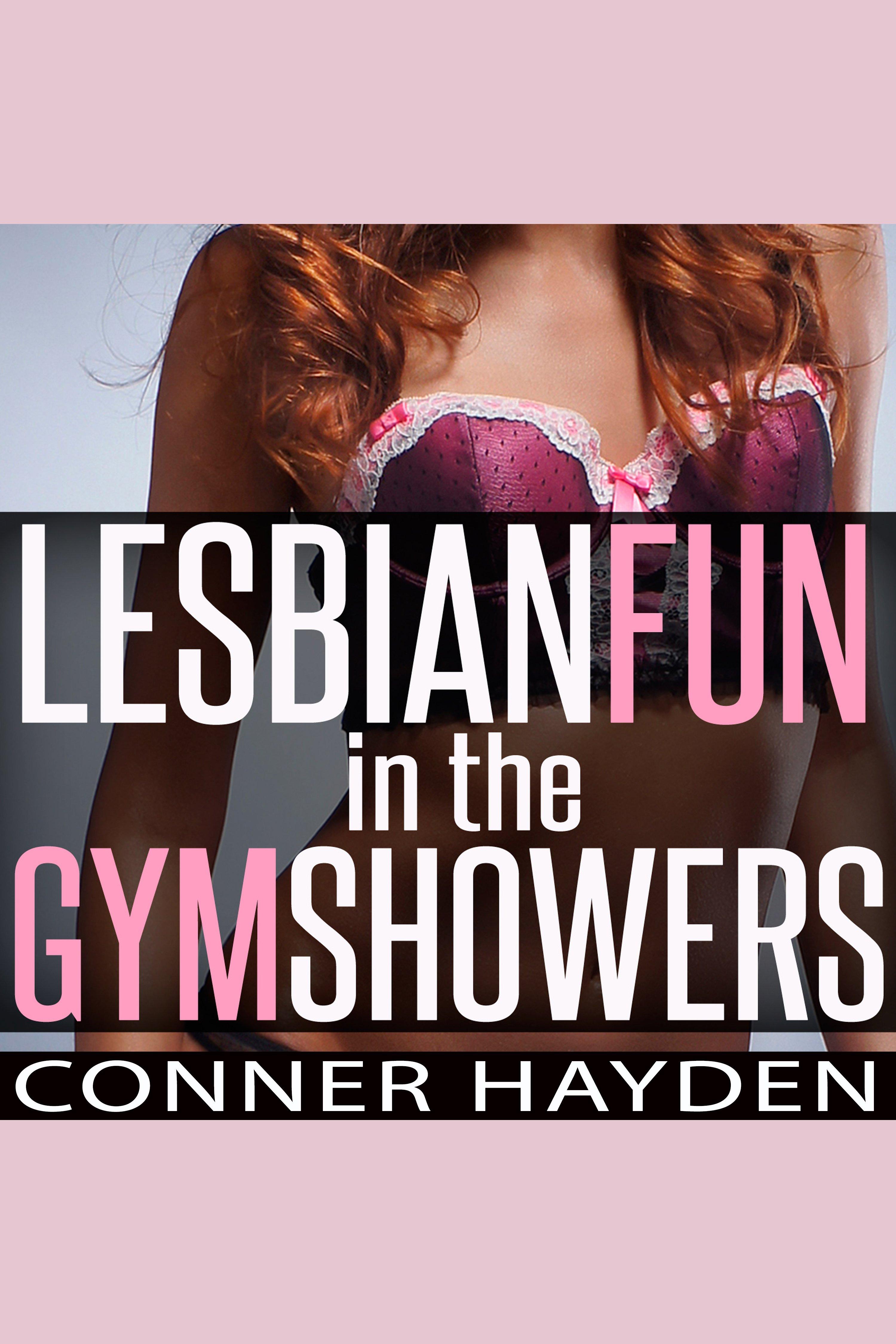 Lesbian fun at the gym