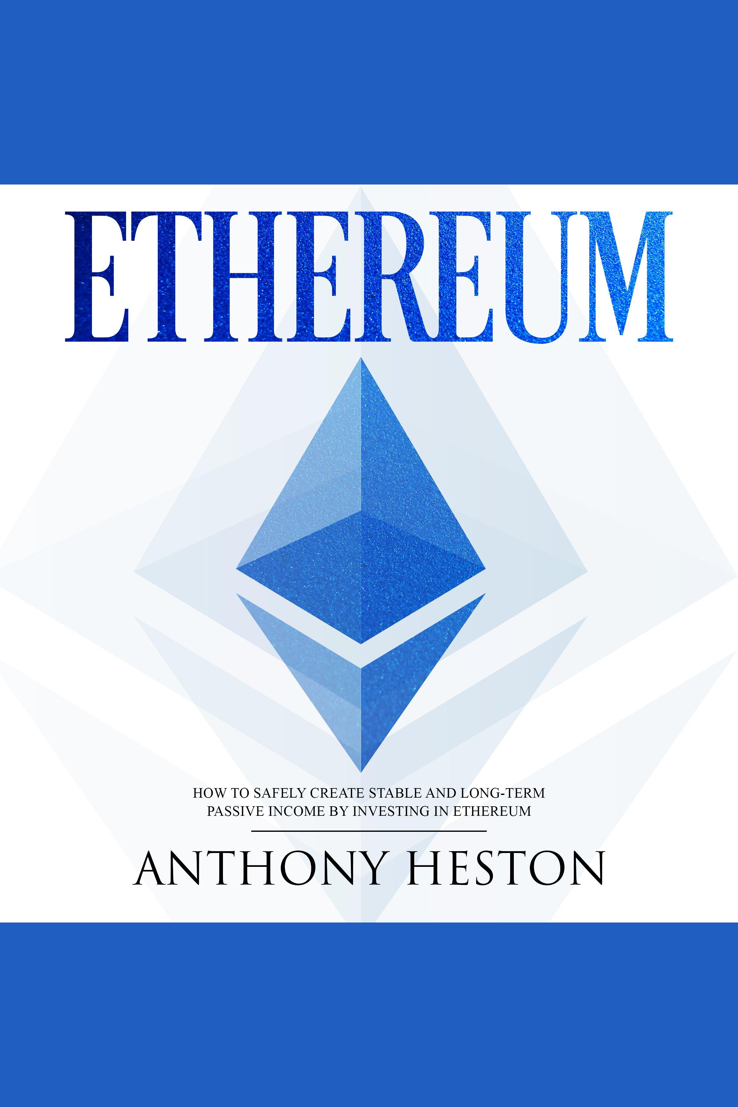 Esta es la portada del audiolibro Ethereum