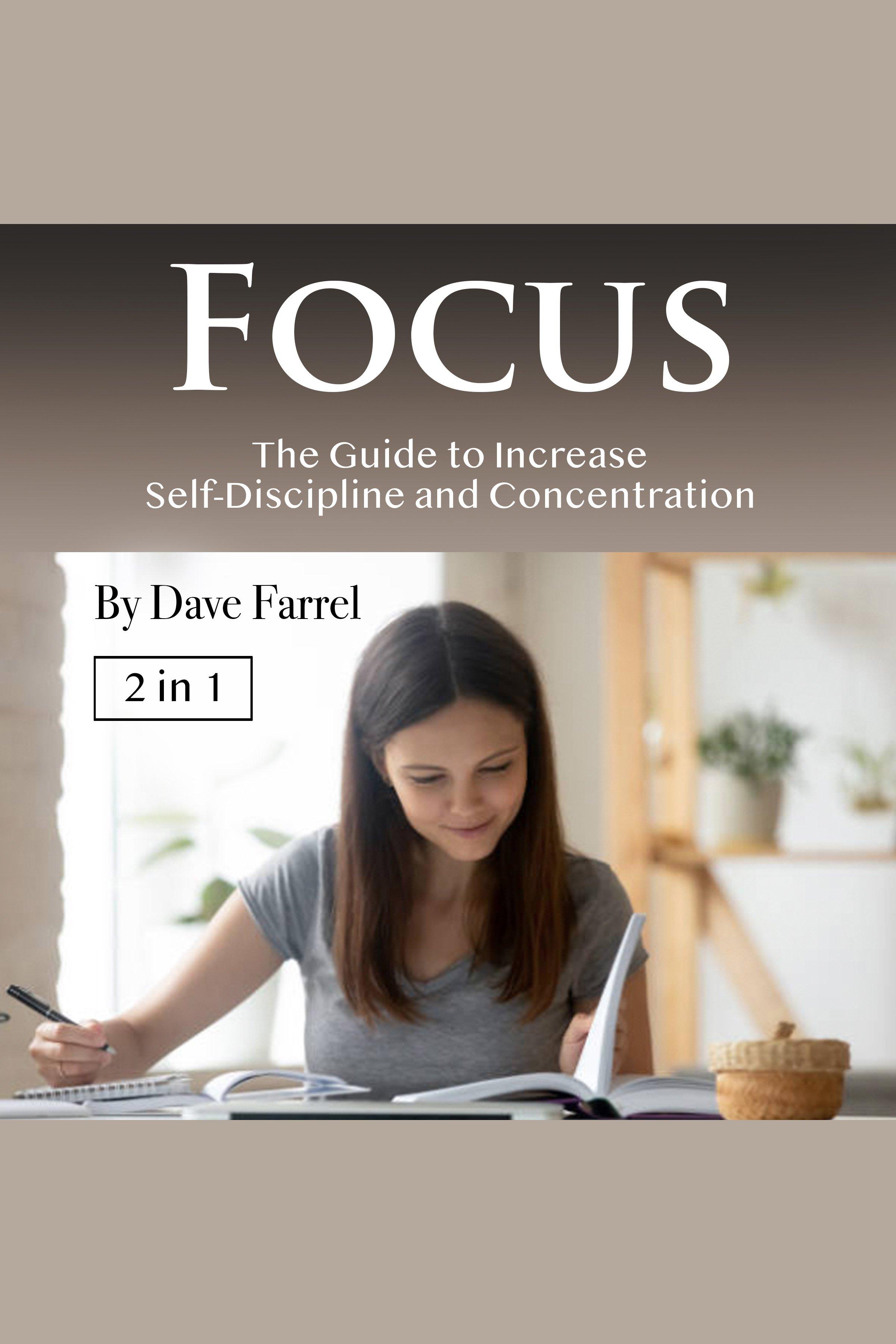 Esta es la portada del audiolibro Focus