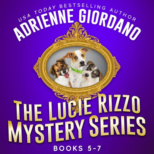 Lucie Rizzo Mystery Series Box Set 2