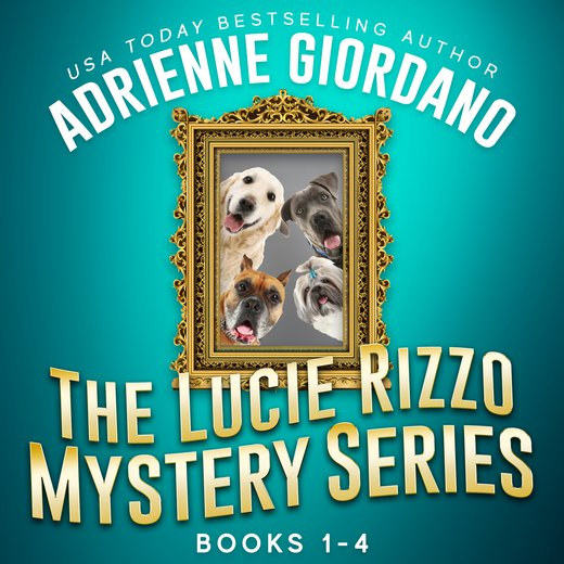Lucie Rizzo Mystery Series Box Set 1