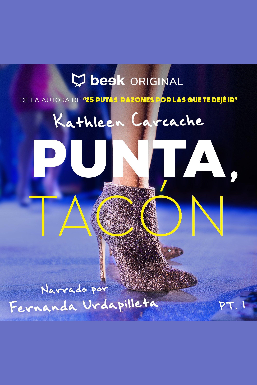 Esta es la portada del audiolibro Punta, tacón