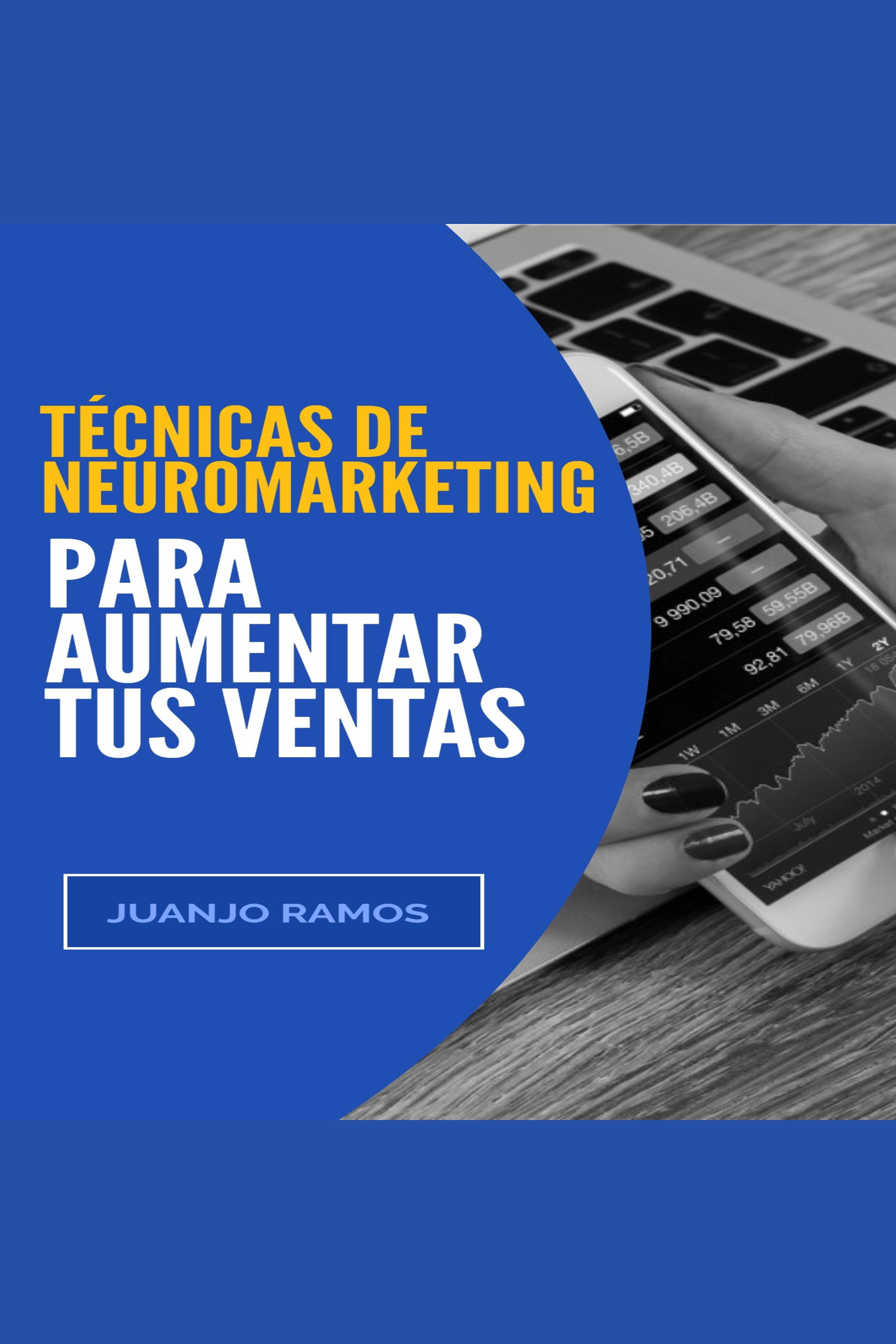 Esta es la portada del audiolibro Técnicas de neuromarketing para aumentar tus ventas