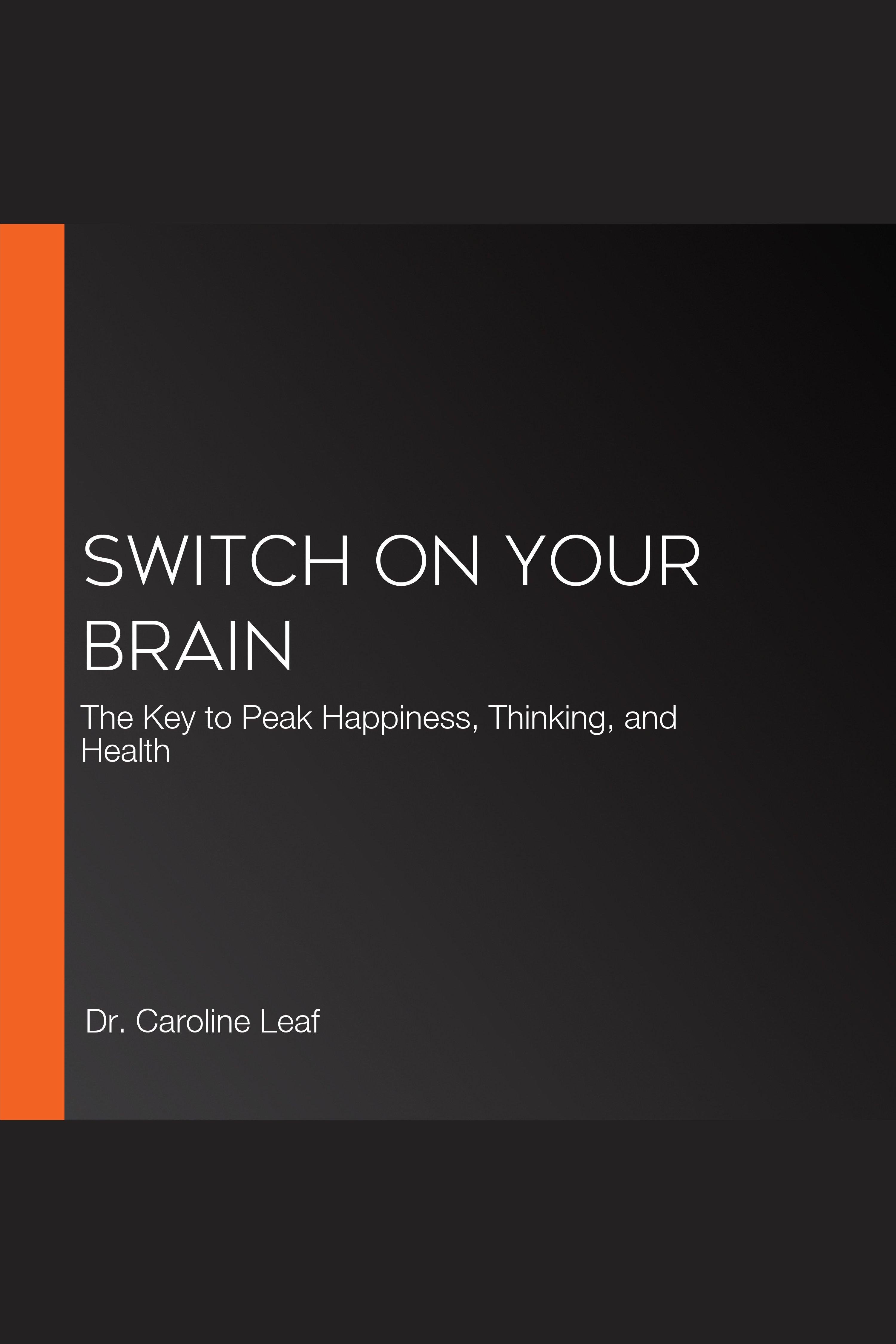 Esta es la portada del audiolibro Switch on Your Brain
