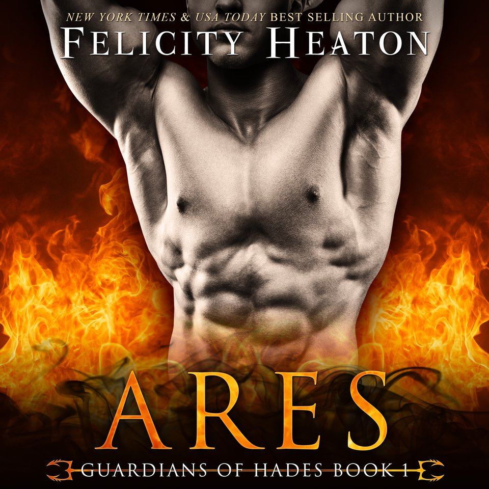 Ares (Guardians of Hades Paranormal Romance Series Book 1)