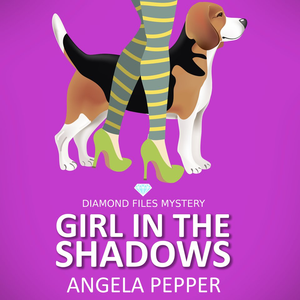 Girl in the Shadows - Diamond Files Mysteries Book 1