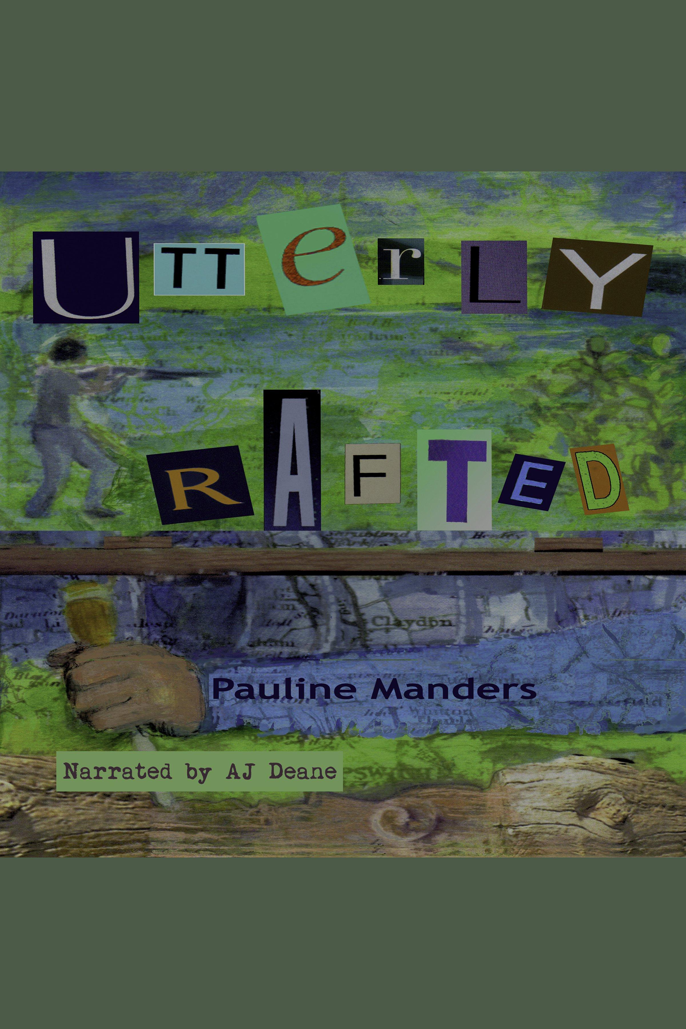 Esta es la portada del audiolibro Utterly Rafted