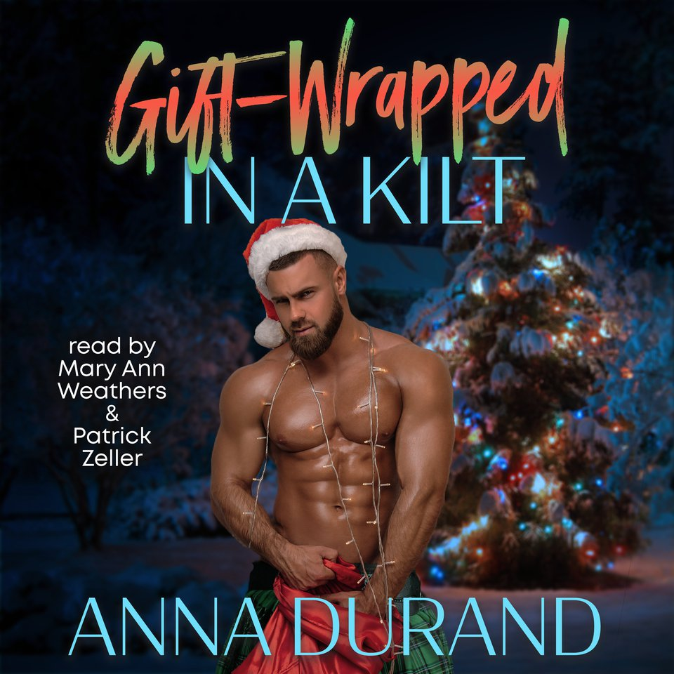 Gift-Wrapped in a Kilt