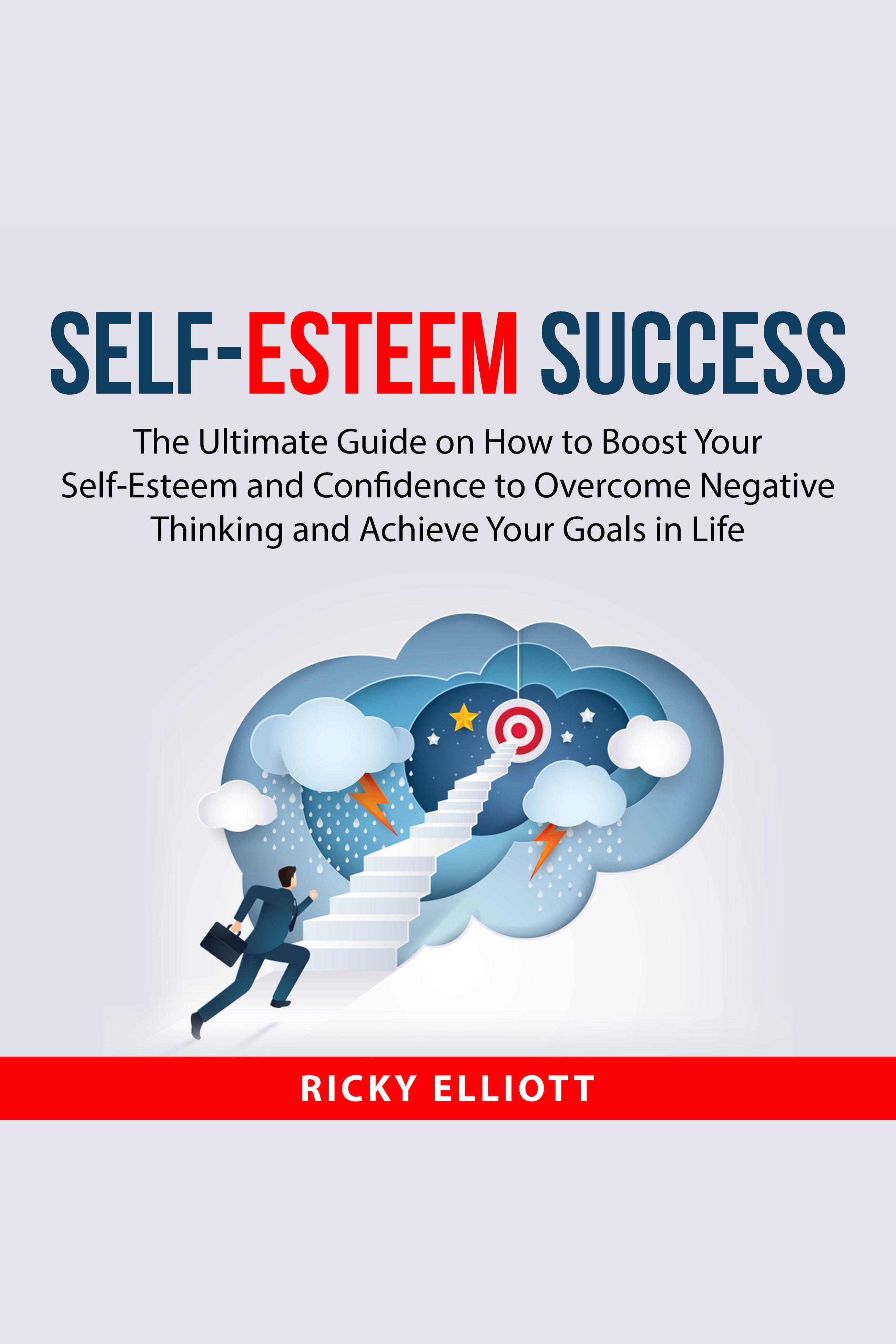 Esta es la portada del audiolibro Self-Esteem Success