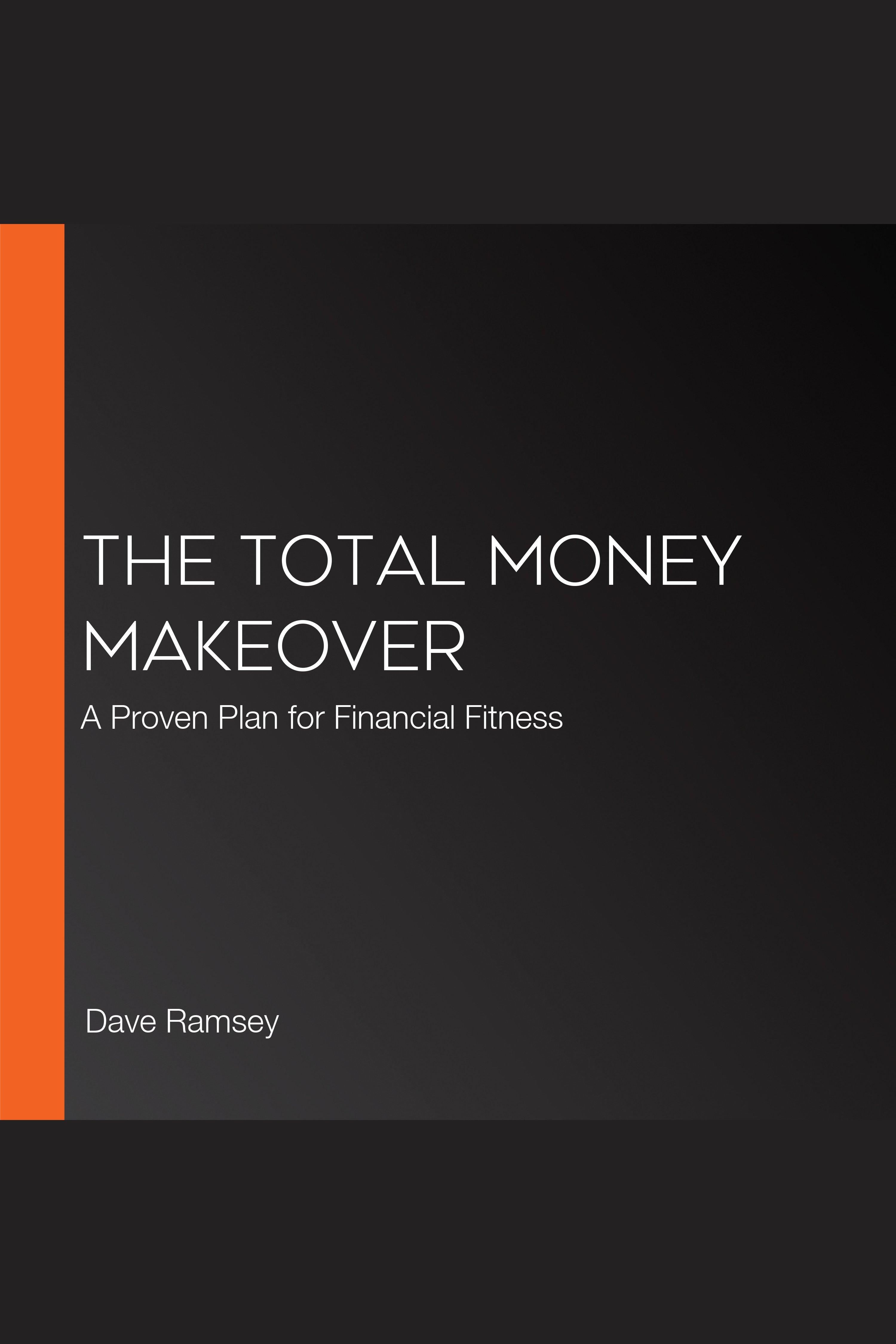 Esta es la portada del audiolibro Total Money Makeover, The