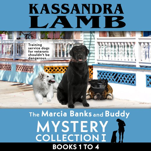 The Marcia Banks and Buddy Mystery Collection I