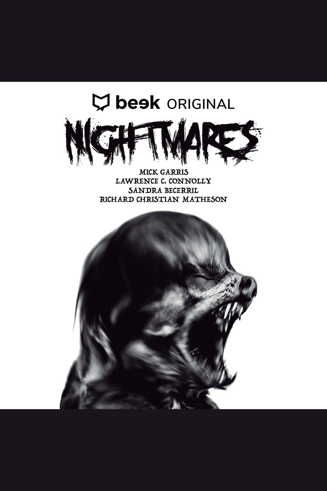Esta es la portada del audiolibro Nightmares