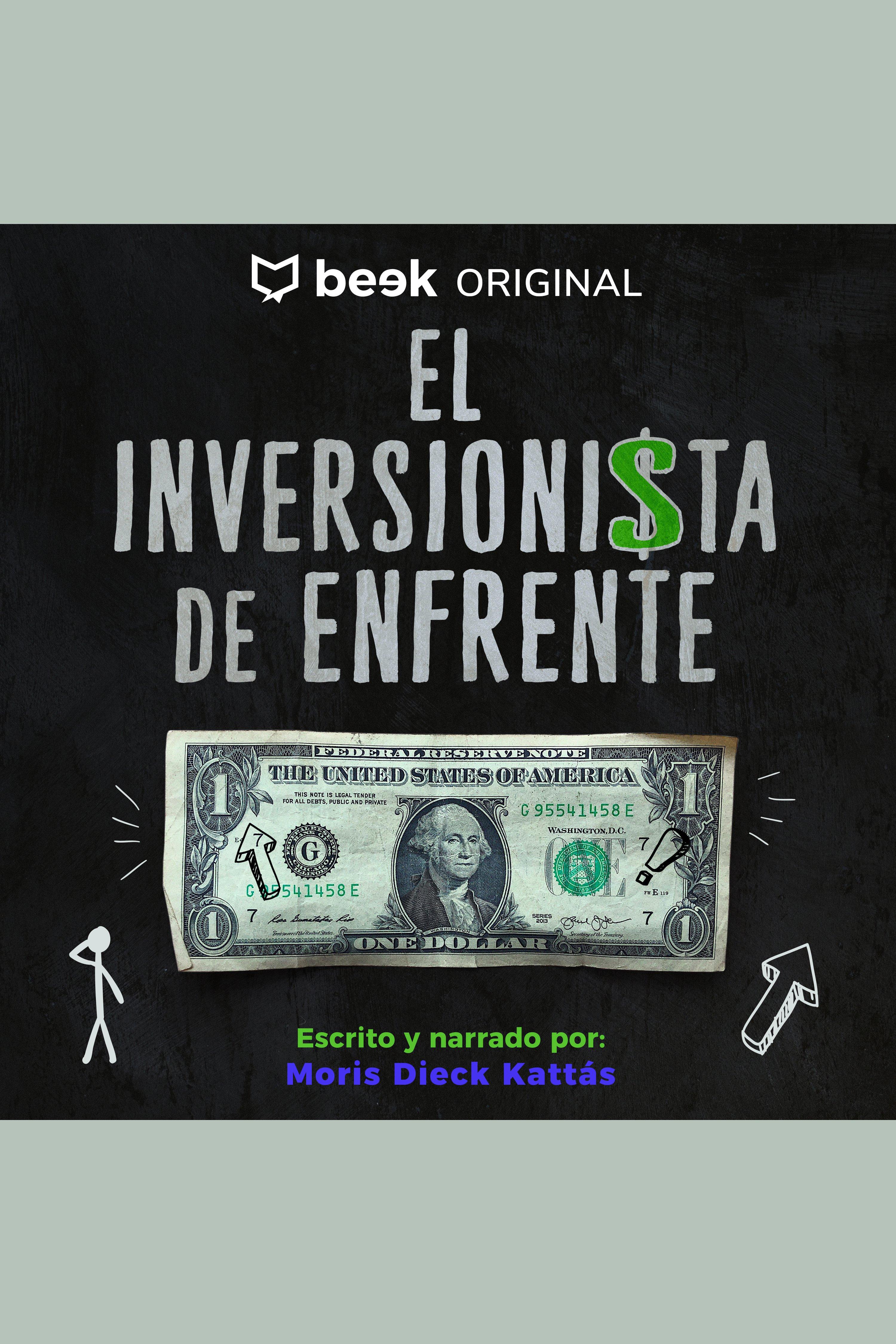 Esta es la portada del audiolibro El inversionista de enfrente