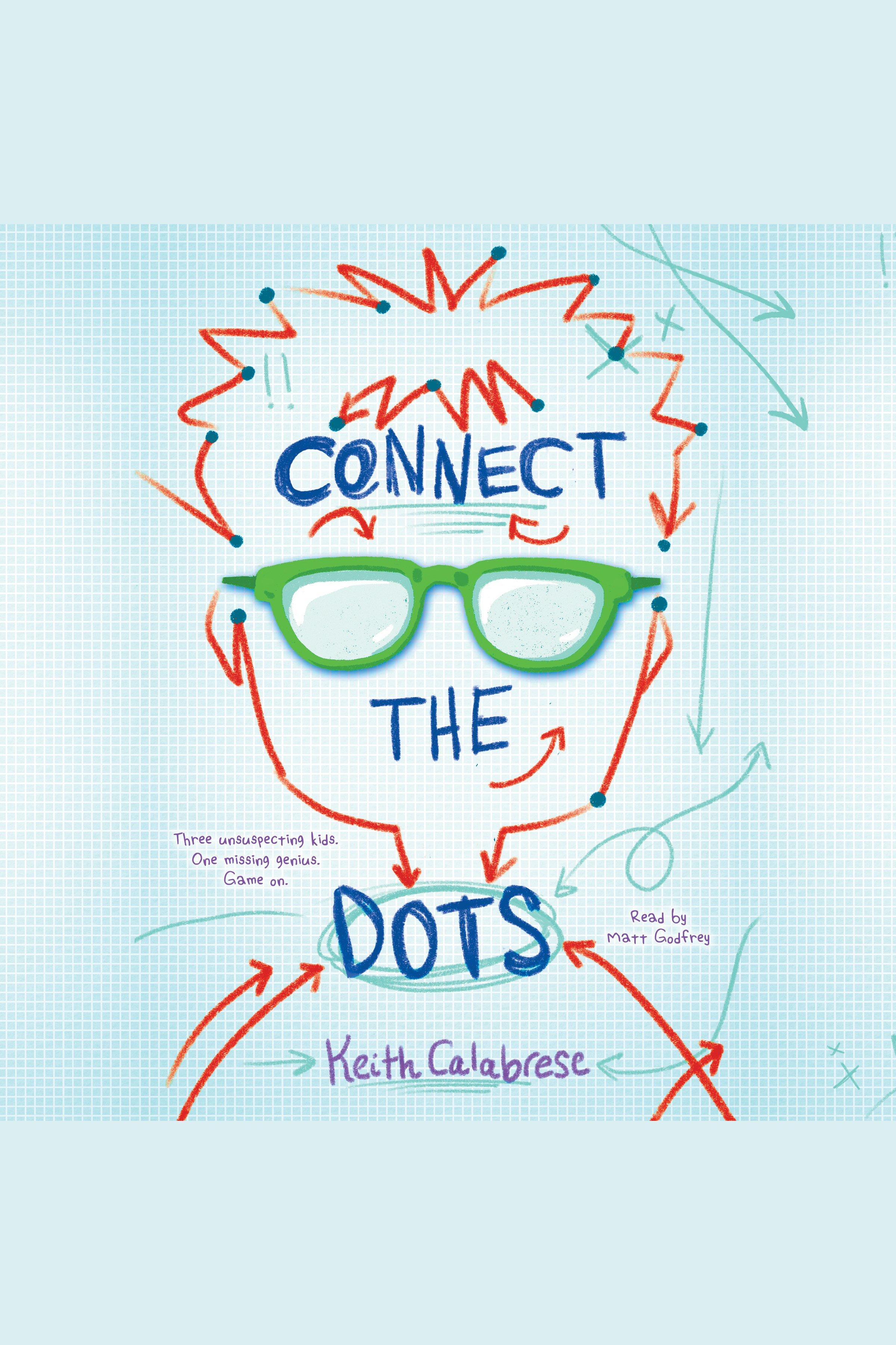 Esta es la portada del audiolibro Connect the Dots