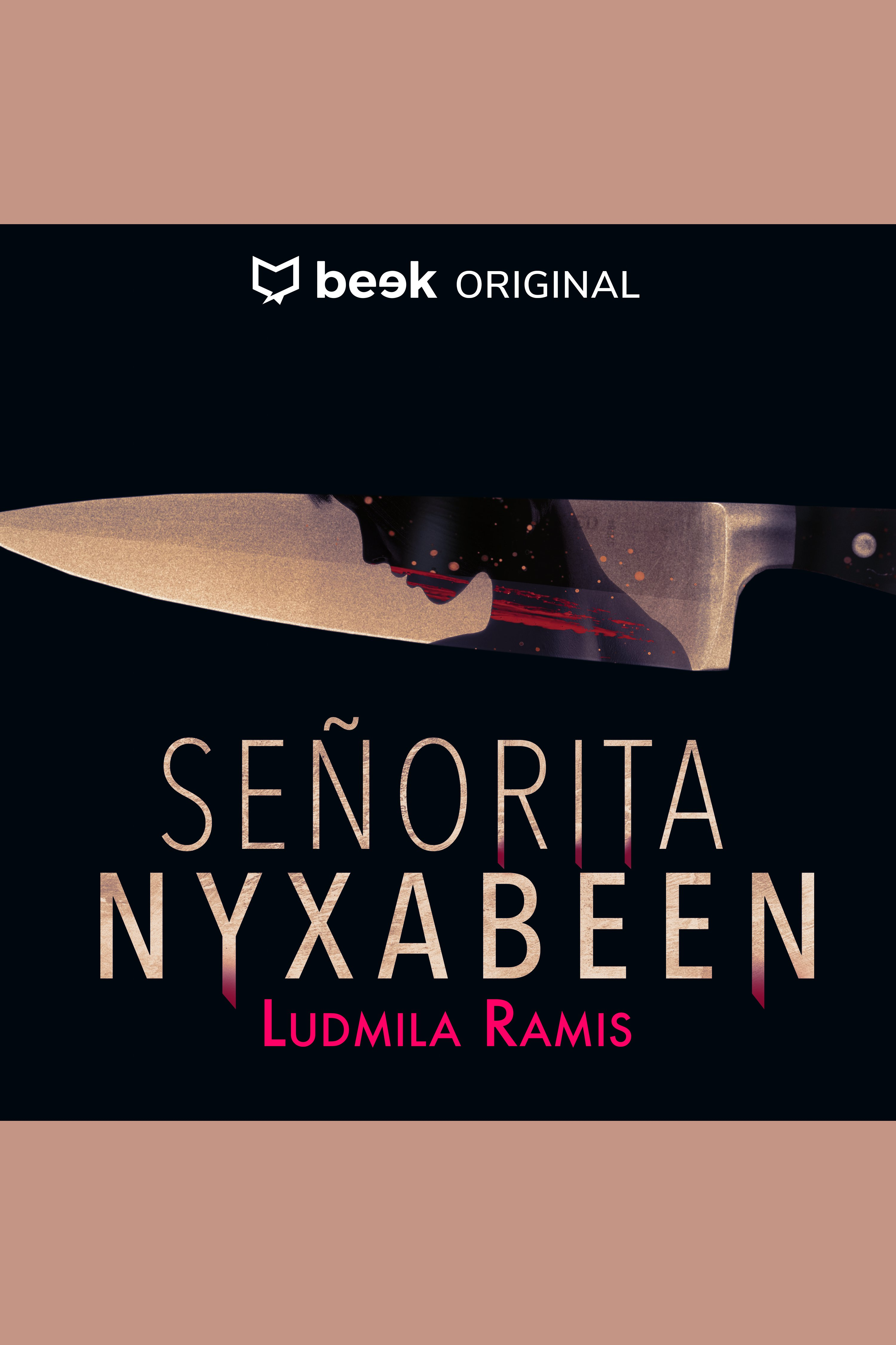 Esta es la portada del audiolibro Señorita Nyxabeen