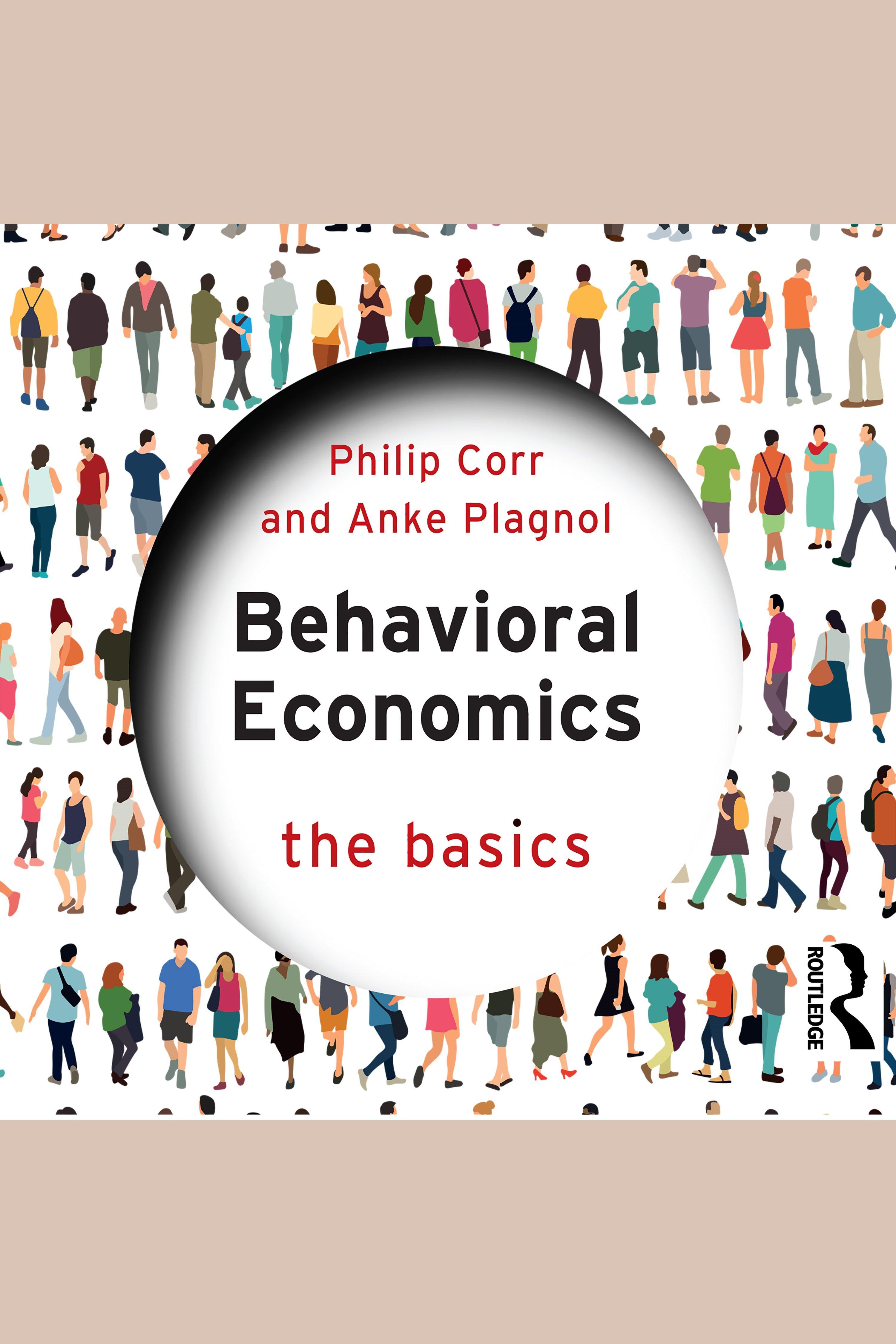 Esta es la portada del audiolibro Behavioral Economics
