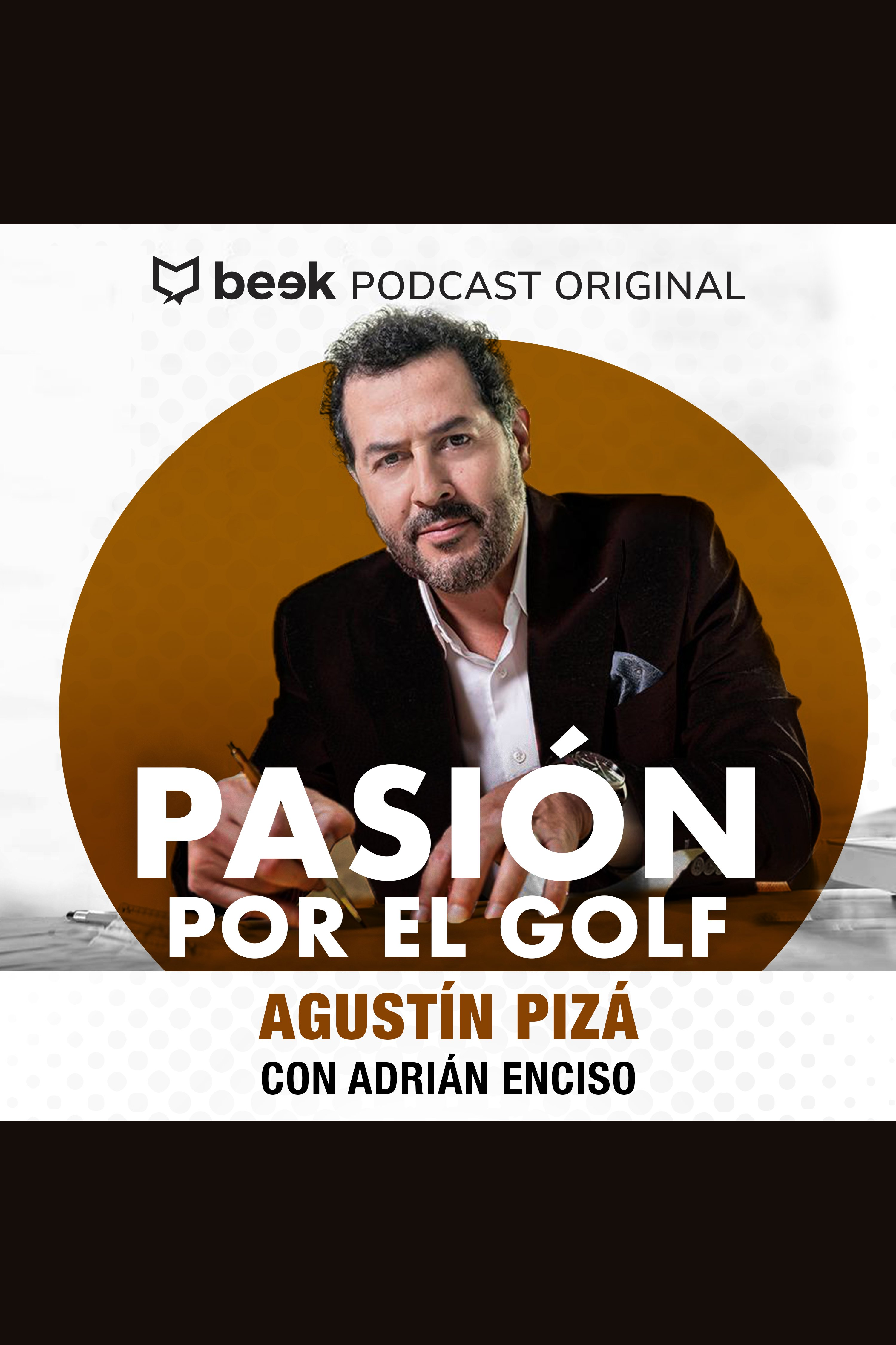 Esta es la portada del audiolibro Adrián Enciso