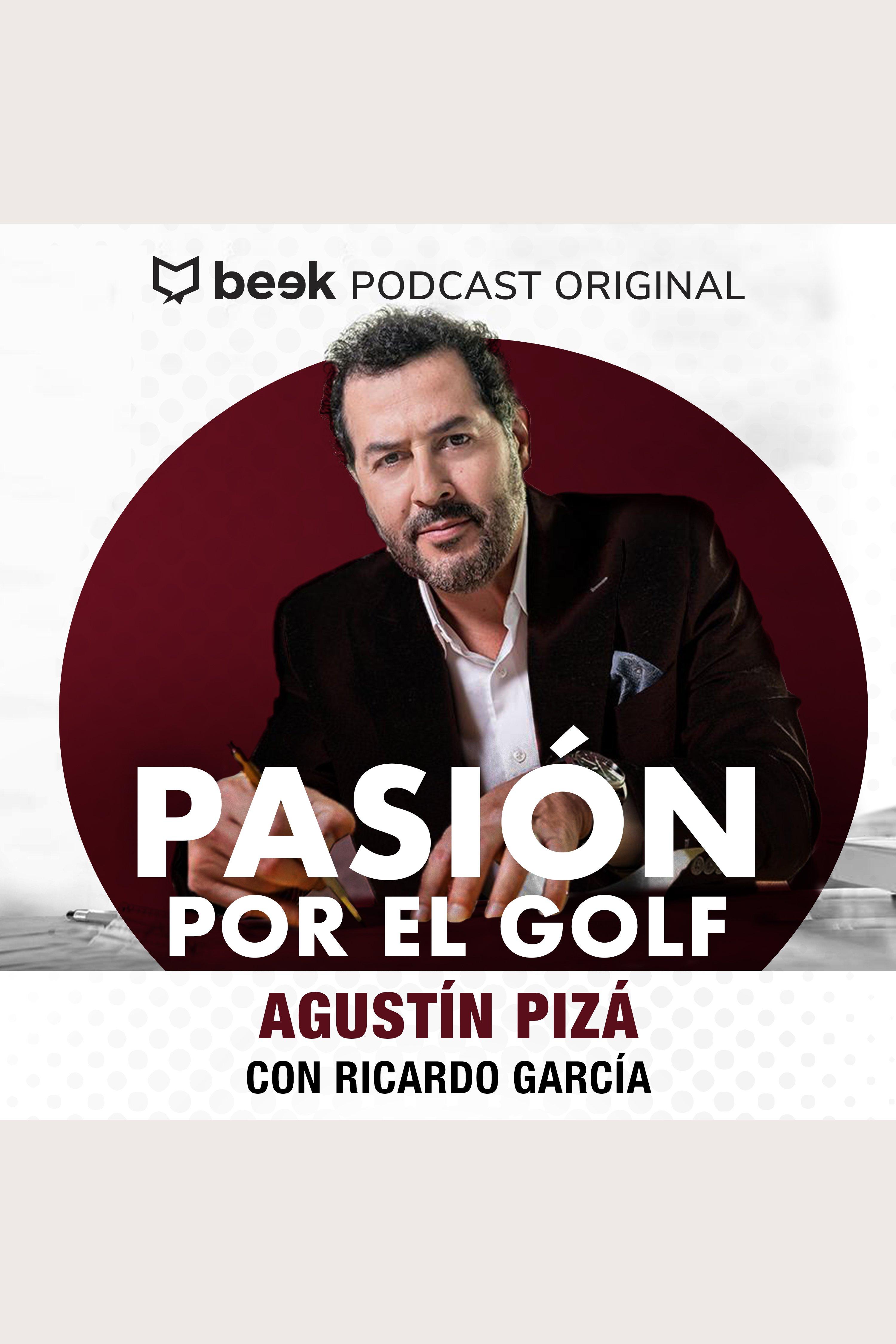 Esta es la portada del audiolibro Ricardo García