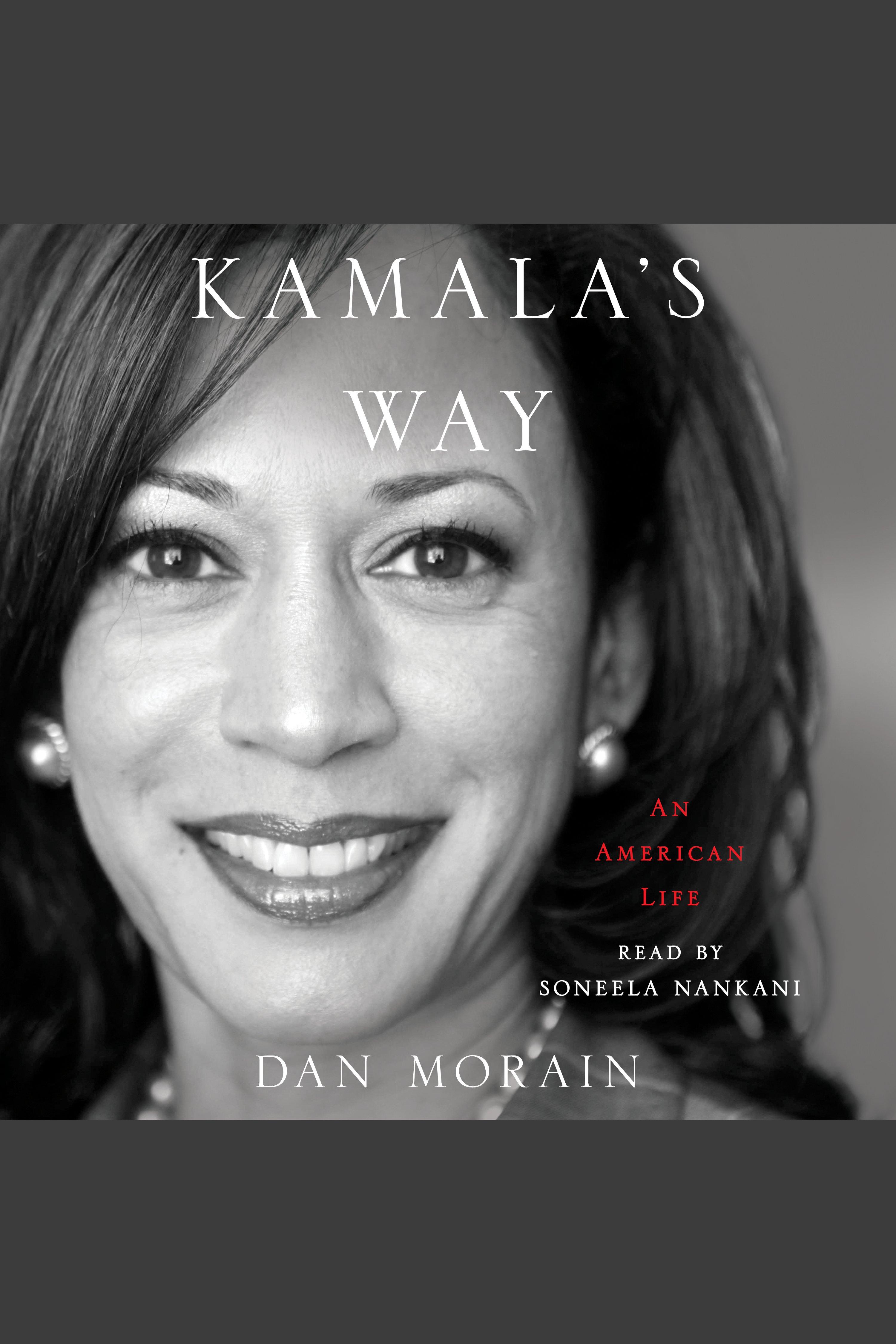 Esta es la portada del audiolibro Kamala's Way