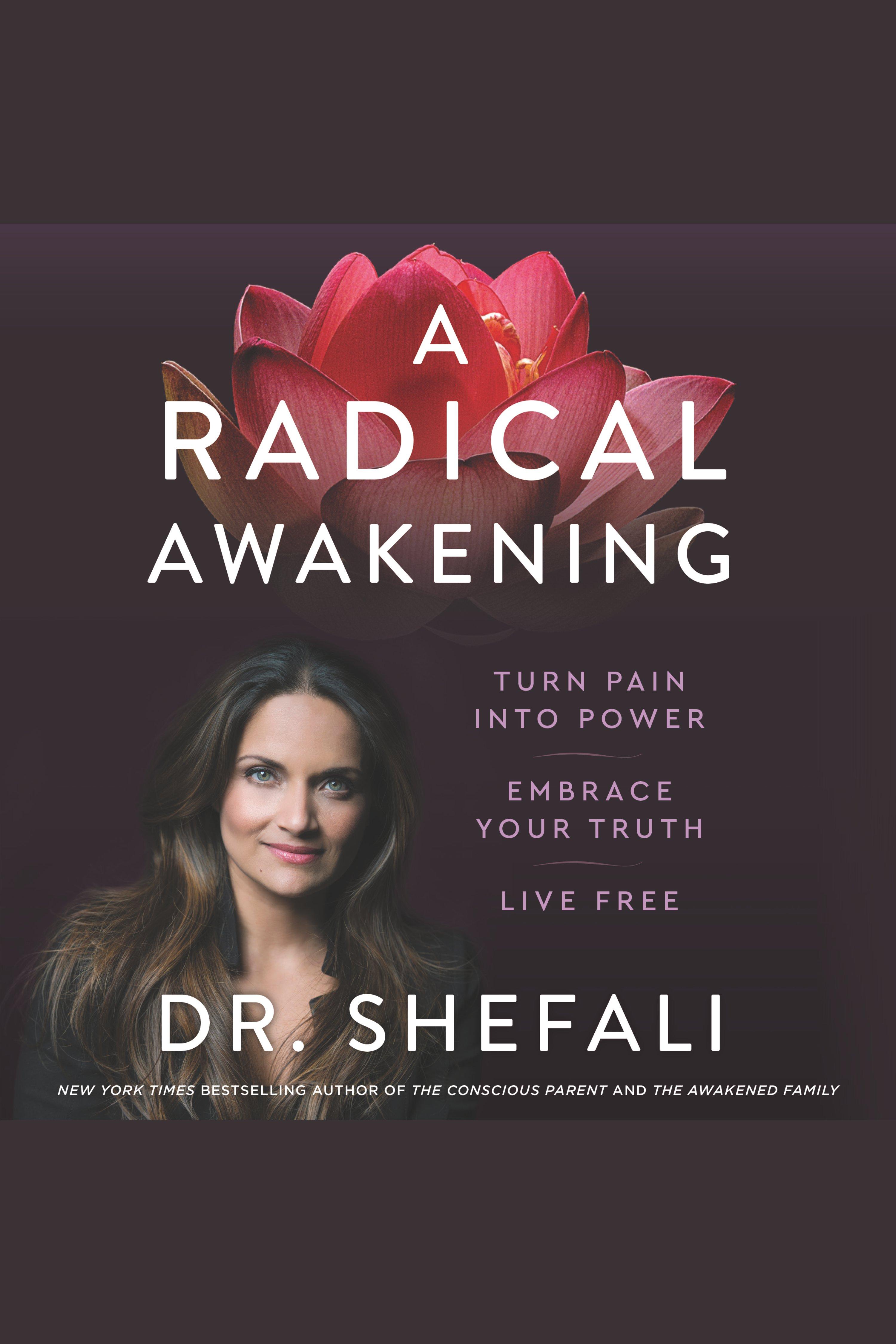 Esta es la portada del audiolibro Radical Awakening, A