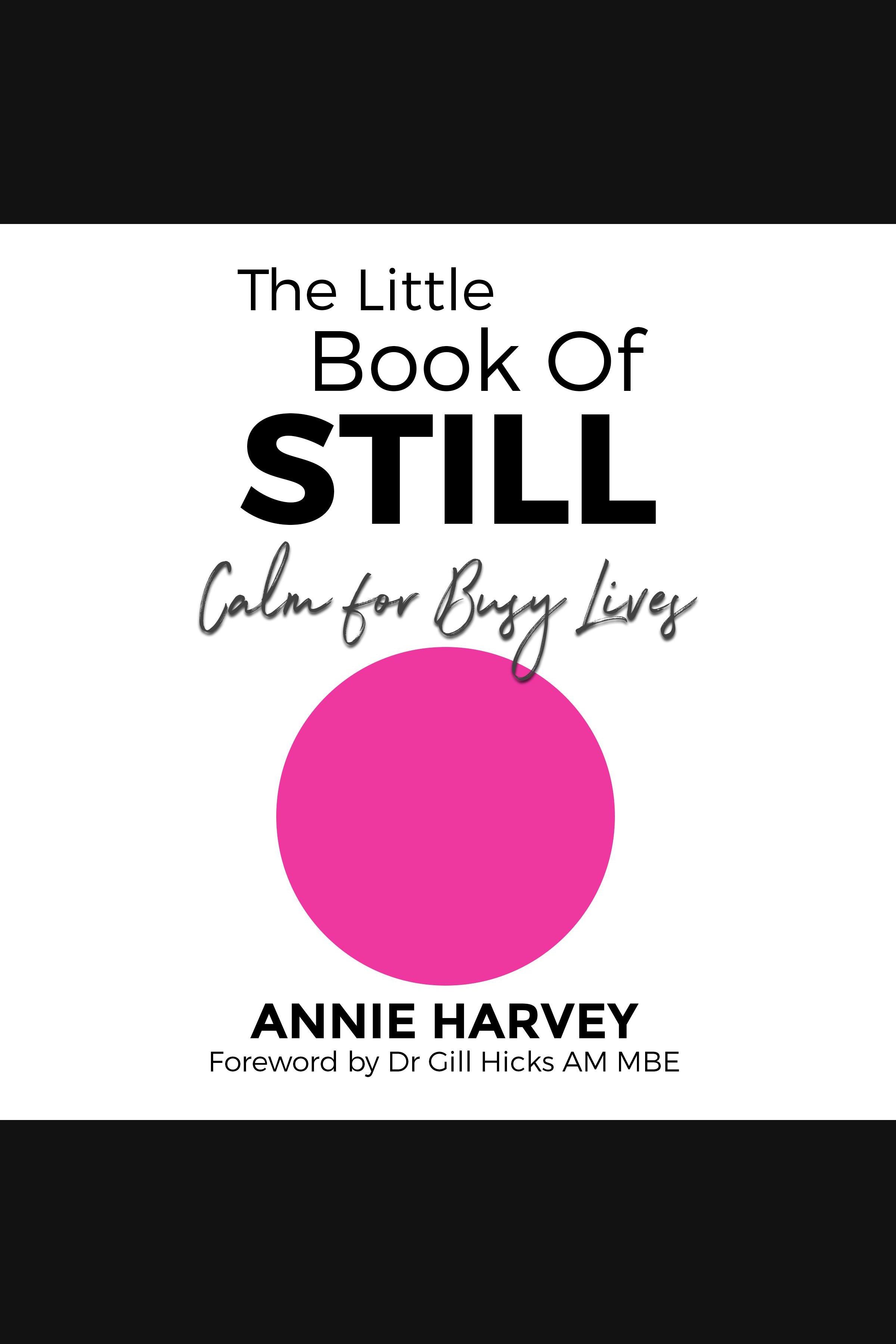 Esta es la portada del audiolibro Little Book of Still, The