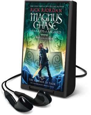 Magnus Chase And The Gods Of Asgard Book Two Hammer Thor