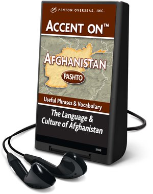 Accent on Afghanistan - Pashto